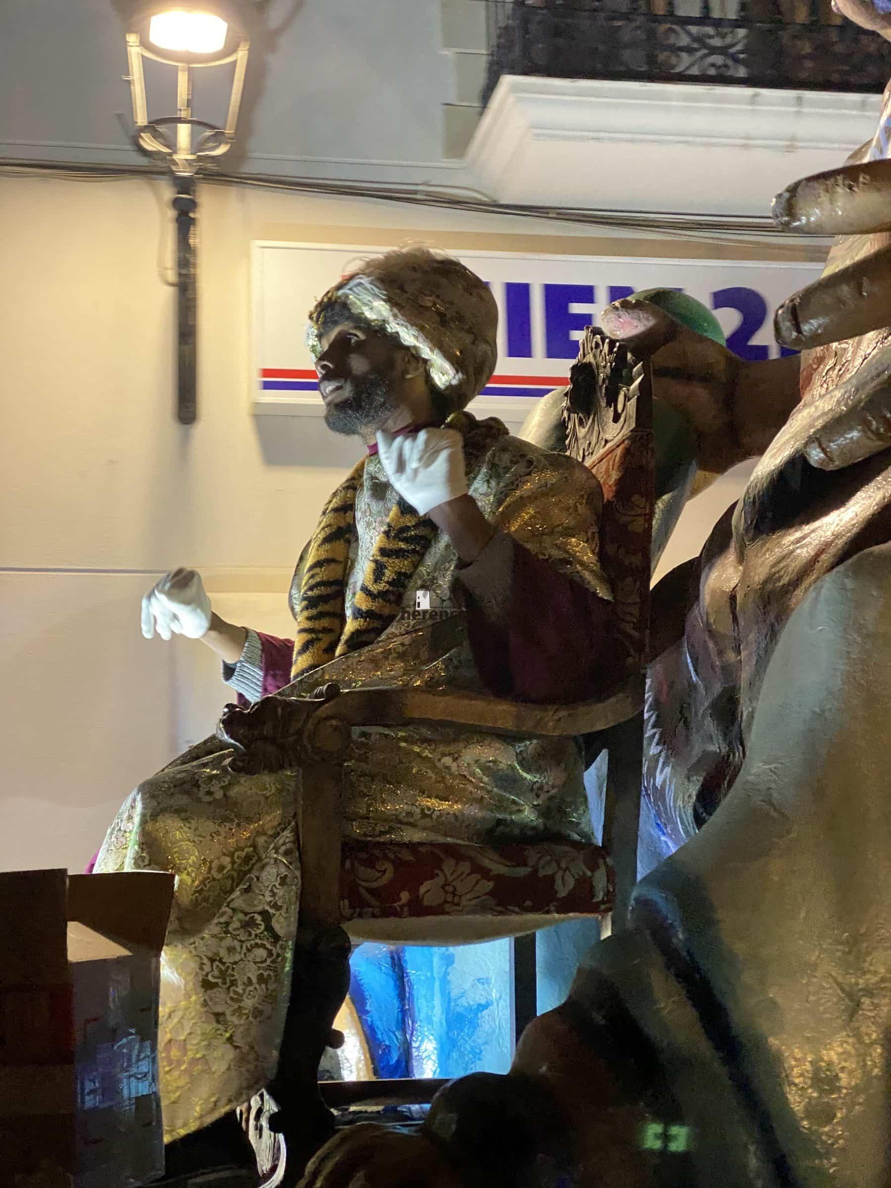cabalgata reyes 2019 herencia 3 e1578264120882 - Galería de fotografías de Cabalgata de Reyes Magos de Herencia