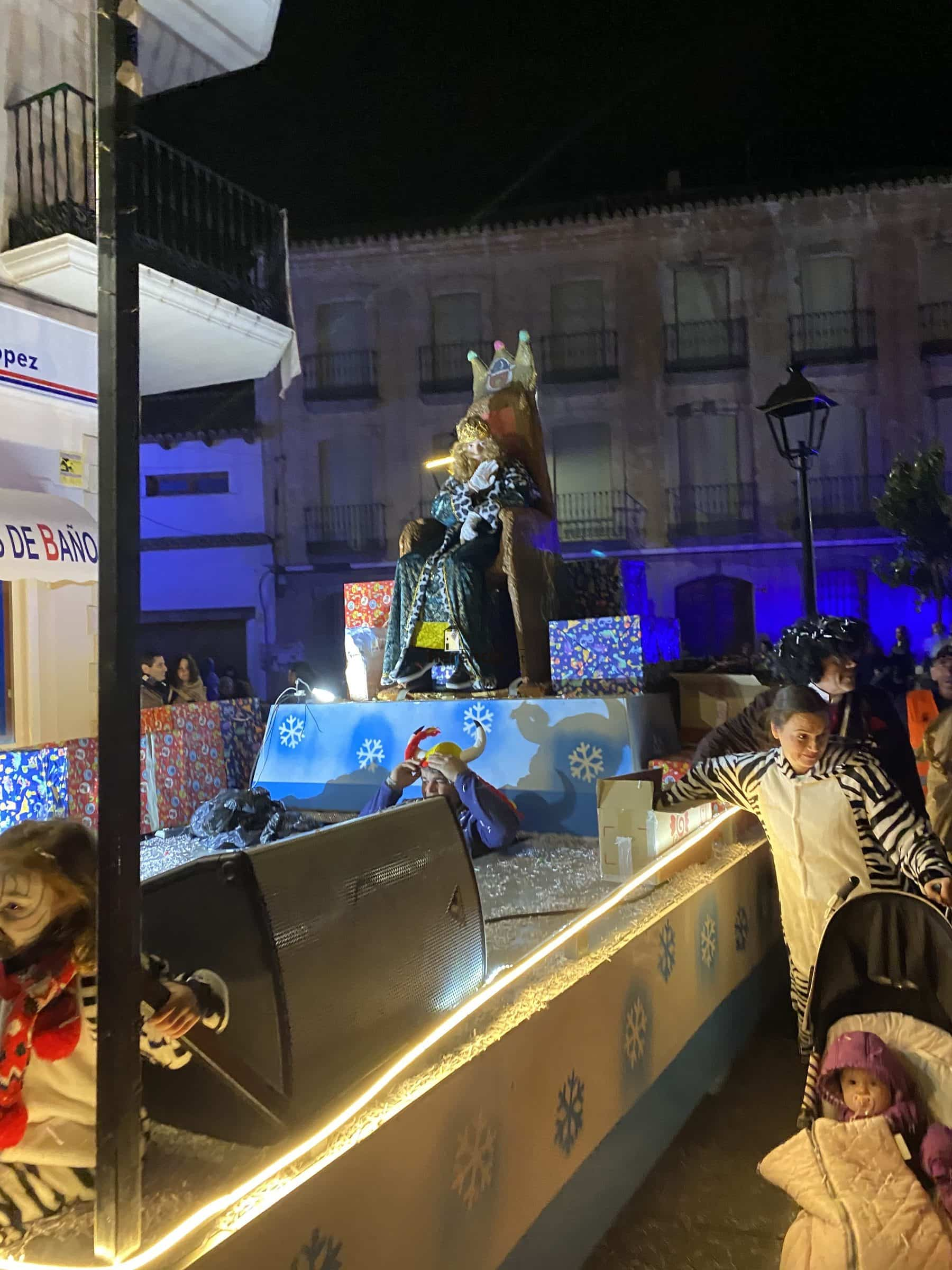 cabalgata reyes 2019 herencia 5 e1578264142385 - Galería de fotografías de Cabalgata de Reyes Magos de Herencia