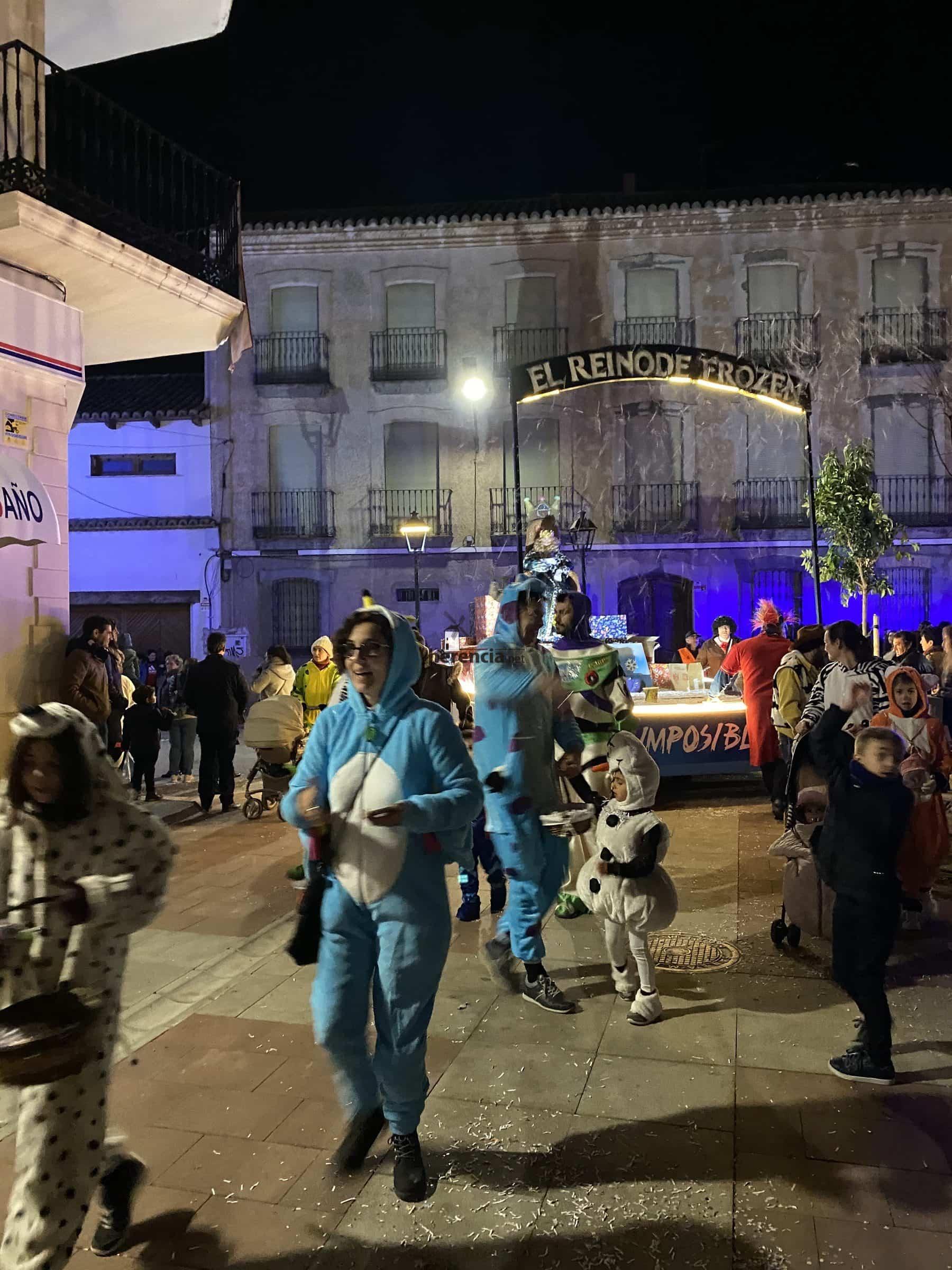 Galería de fotografías de Cabalgata de Reyes Magos de Herencia 44