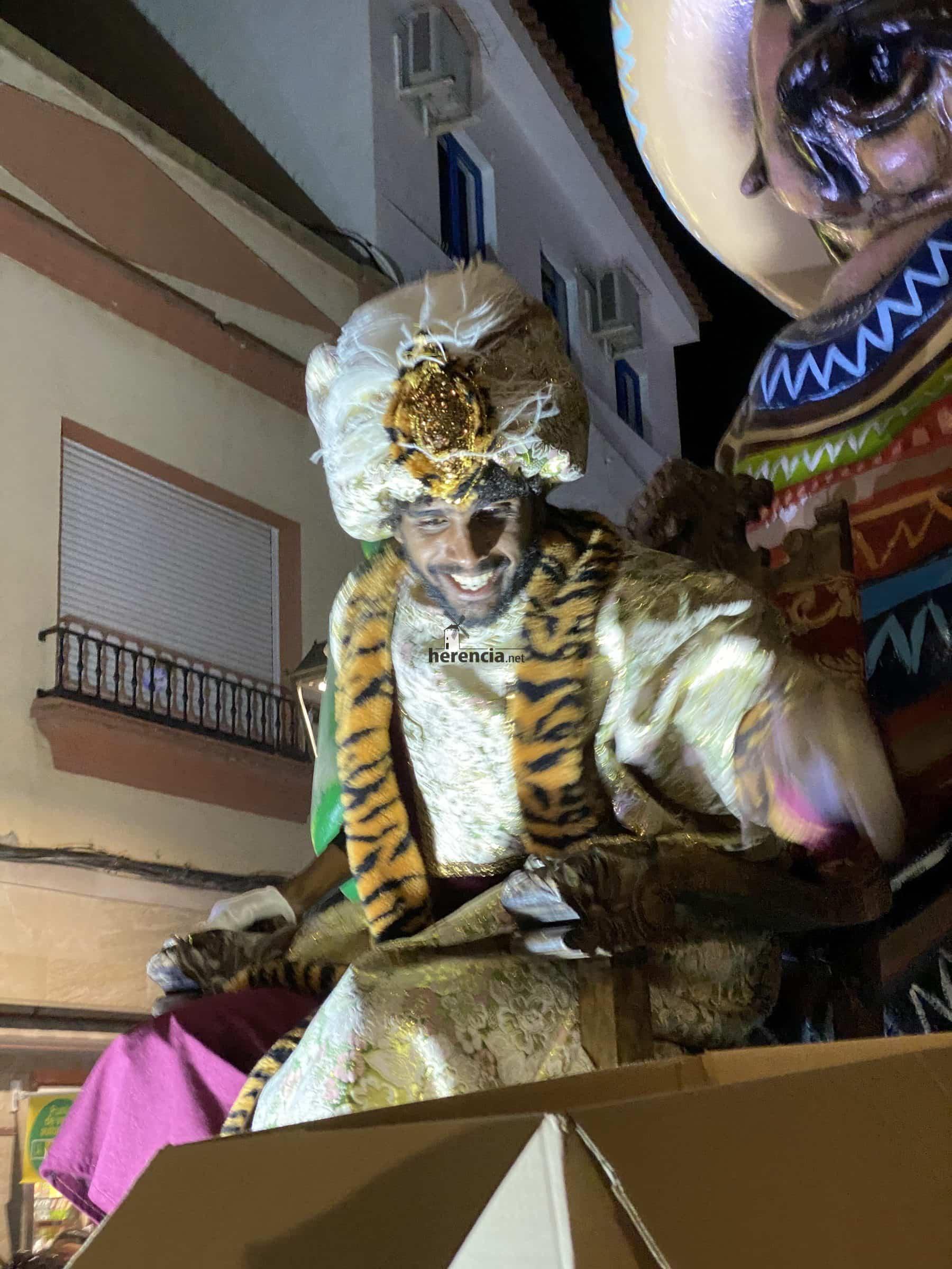 cabalgata reyes 2019 herencia 7 e1578264171767 - Galería de fotografías de Cabalgata de Reyes Magos de Herencia