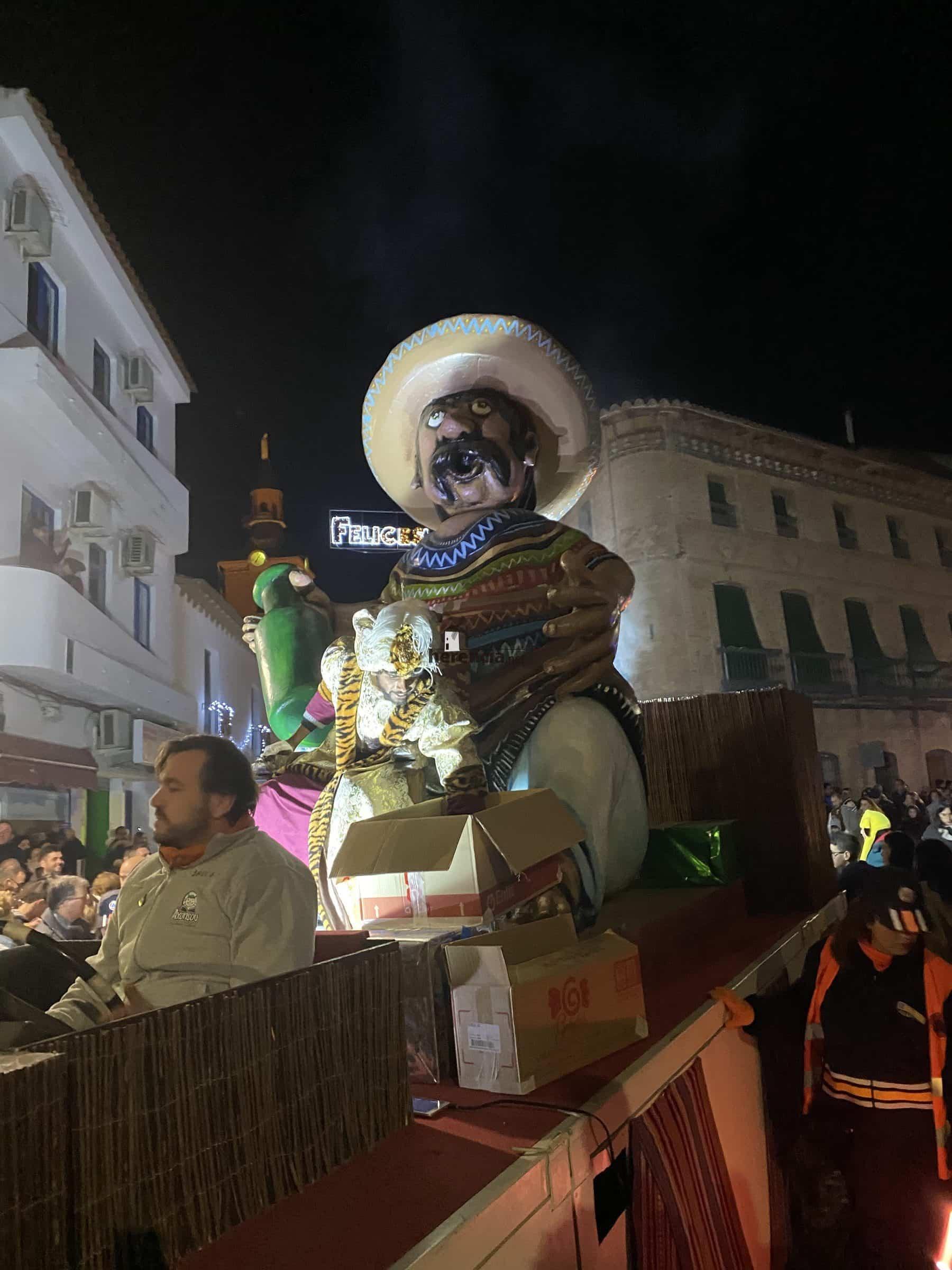 cabalgata reyes 2019 herencia 8 e1578264186851 - Galería de fotografías de Cabalgata de Reyes Magos de Herencia