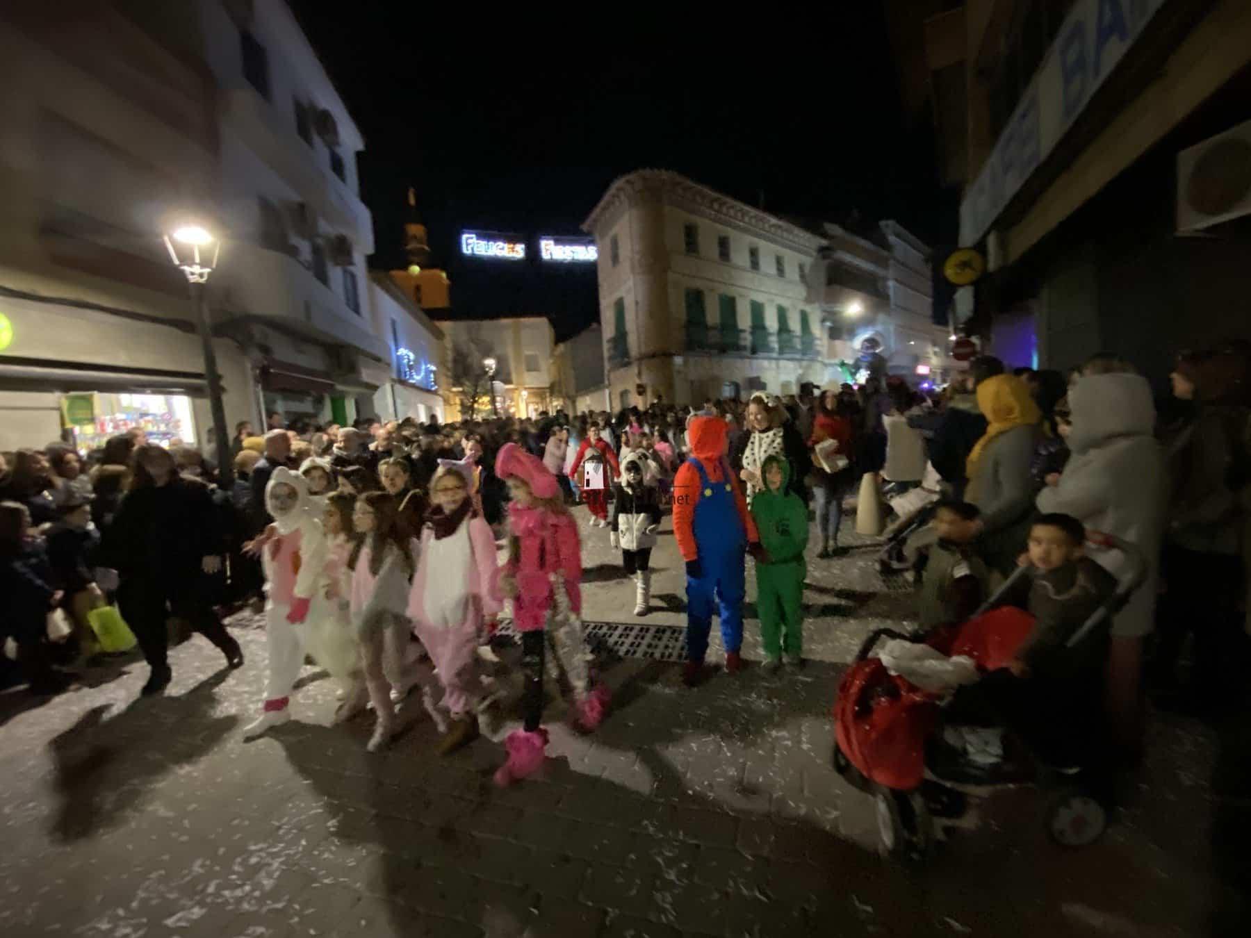 Galería de fotografías de Cabalgata de Reyes Magos de Herencia 47