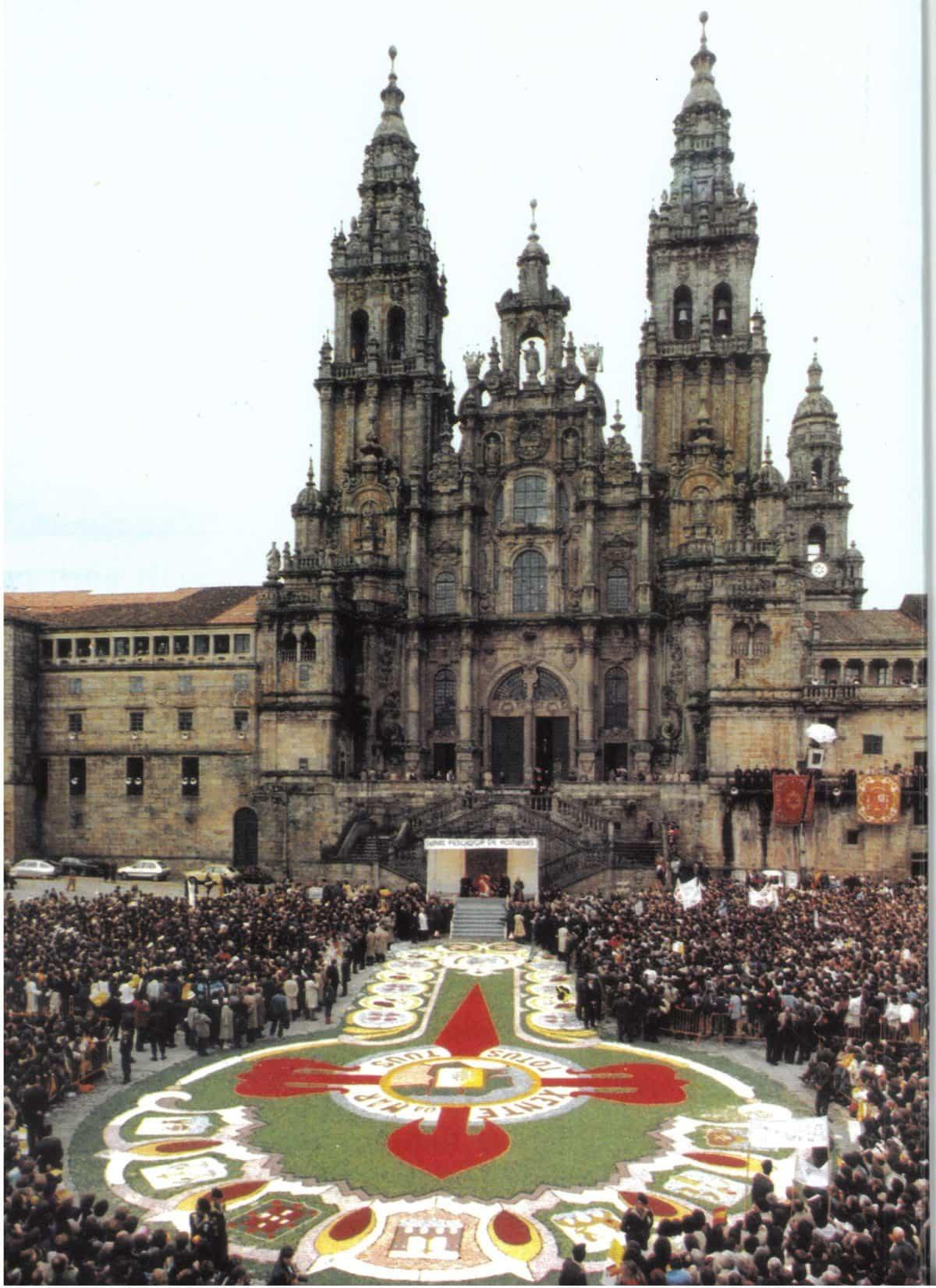creada la comision gestora de entidades alfombristas del camino de santiago - Herencia con la Comisión Gestora de Entidades Alfombristas del Camino de Santiago