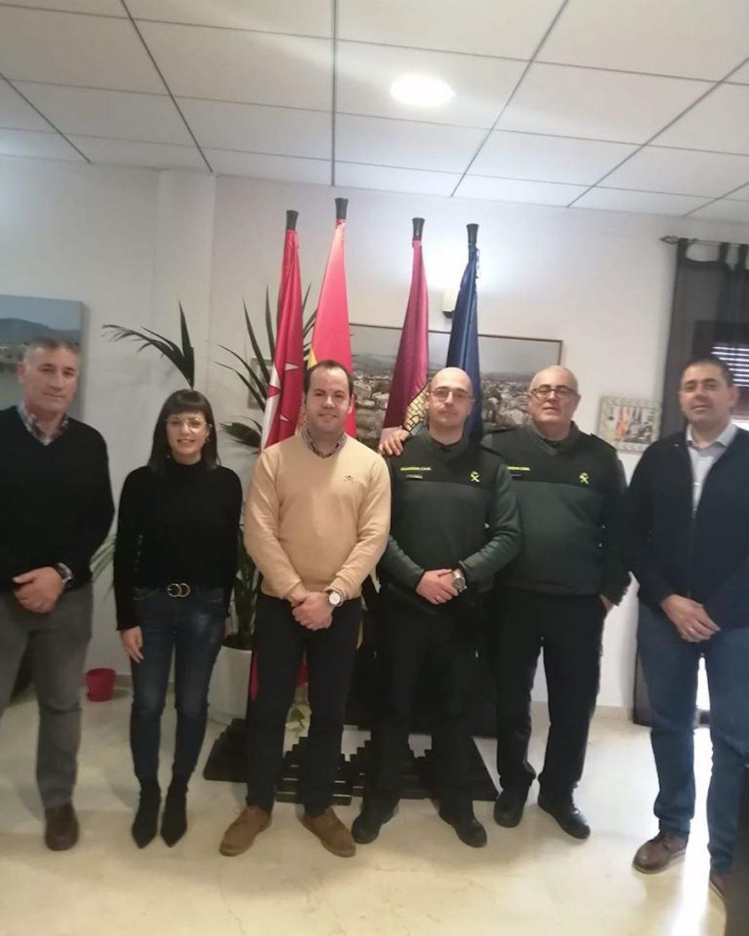El Cabo Miguel Ángel Paz se despide de Herencia después de 8 años 4