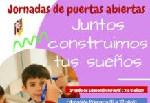 Jornadas de puertas abiertas del colegio Nuestra Señora de las Mercedes