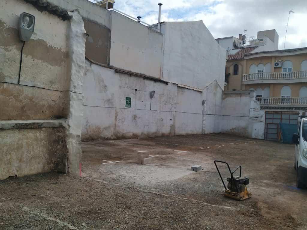 nuevo aparcamiento municipal1 - El Ayuntamiento de Herencia abre el viernes 31 de enero un nuevo aparcamiento público