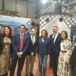 Herencia presentó parte de su potencial turístico en FITUR 8