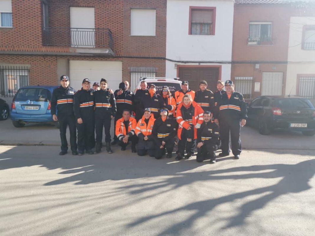 proteccion civil en carrera 2020 san anton 1068x801 - 1 de marzo, Día Internacional de Protección Civil. ¡Felicidades!