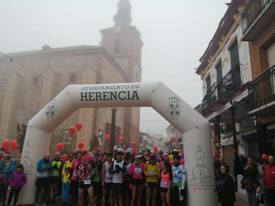 san silvestre 2019 herencia 1 1068x801 - San Silvestre en Herencia para cerrar el año 2019