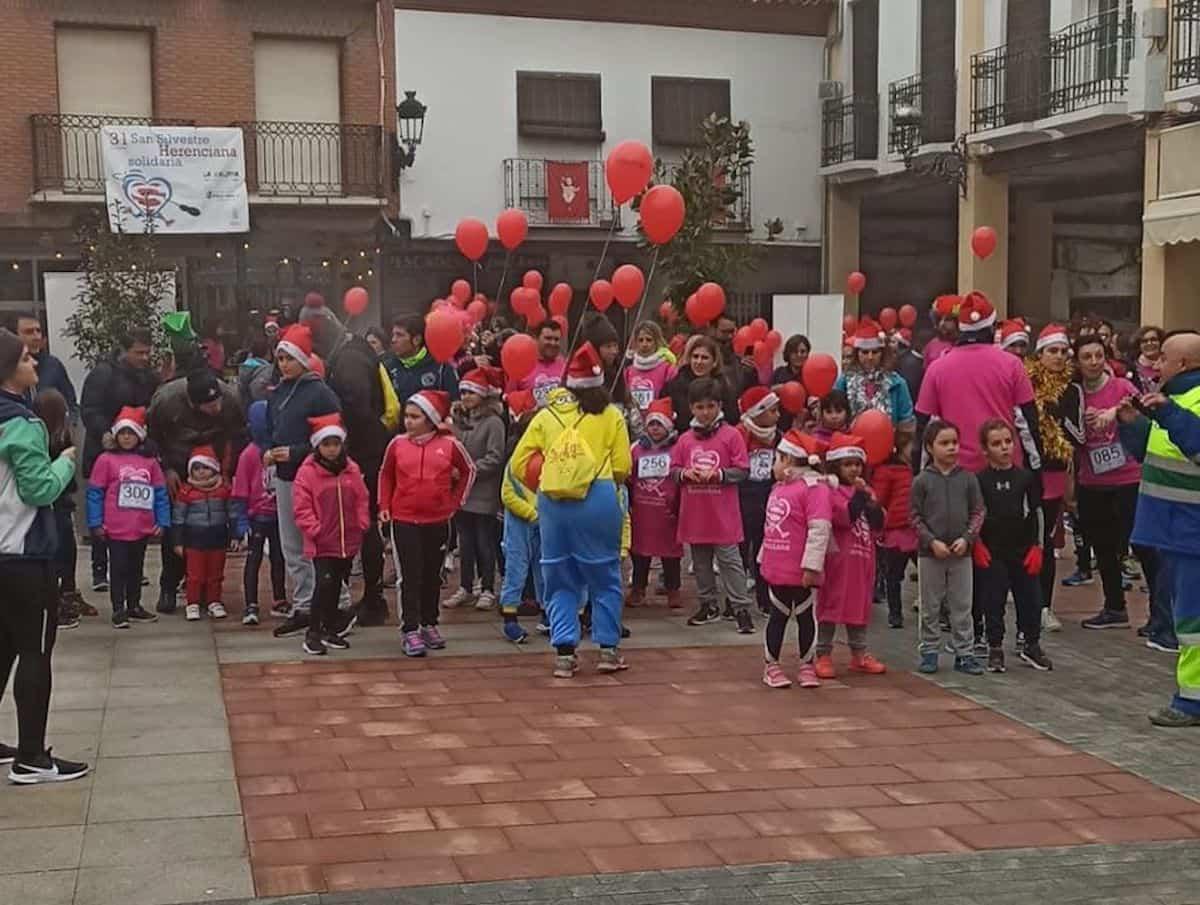 san silvestre 2019 herencia 3 - San Silvestre en Herencia para cerrar el año 2019
