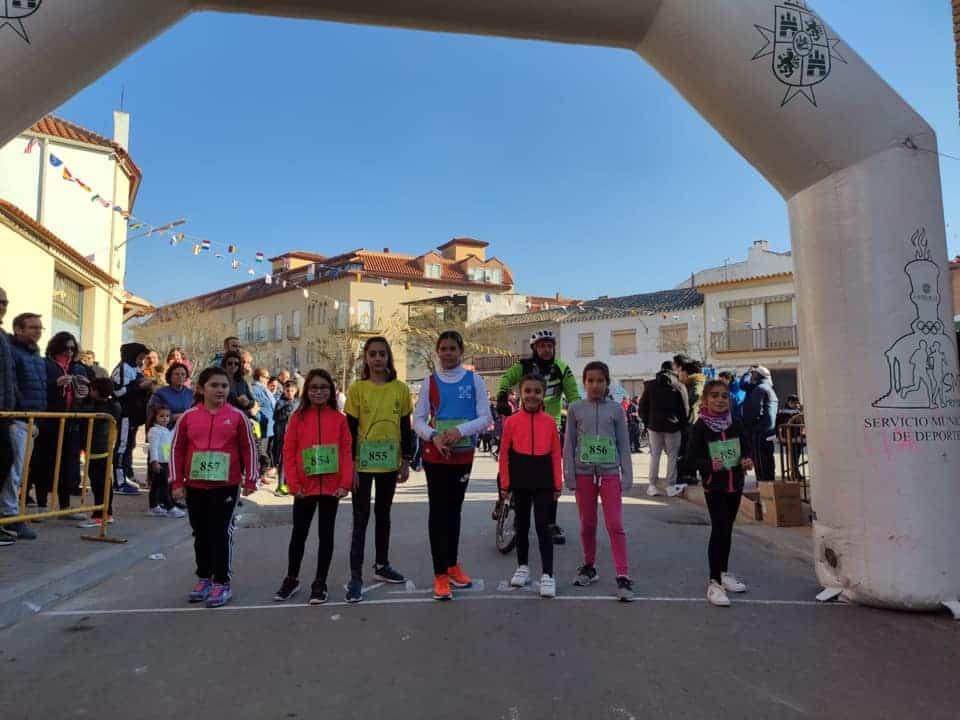 Celebrada la XIX Carrera Popular contra el cáncer en San Antón 15
