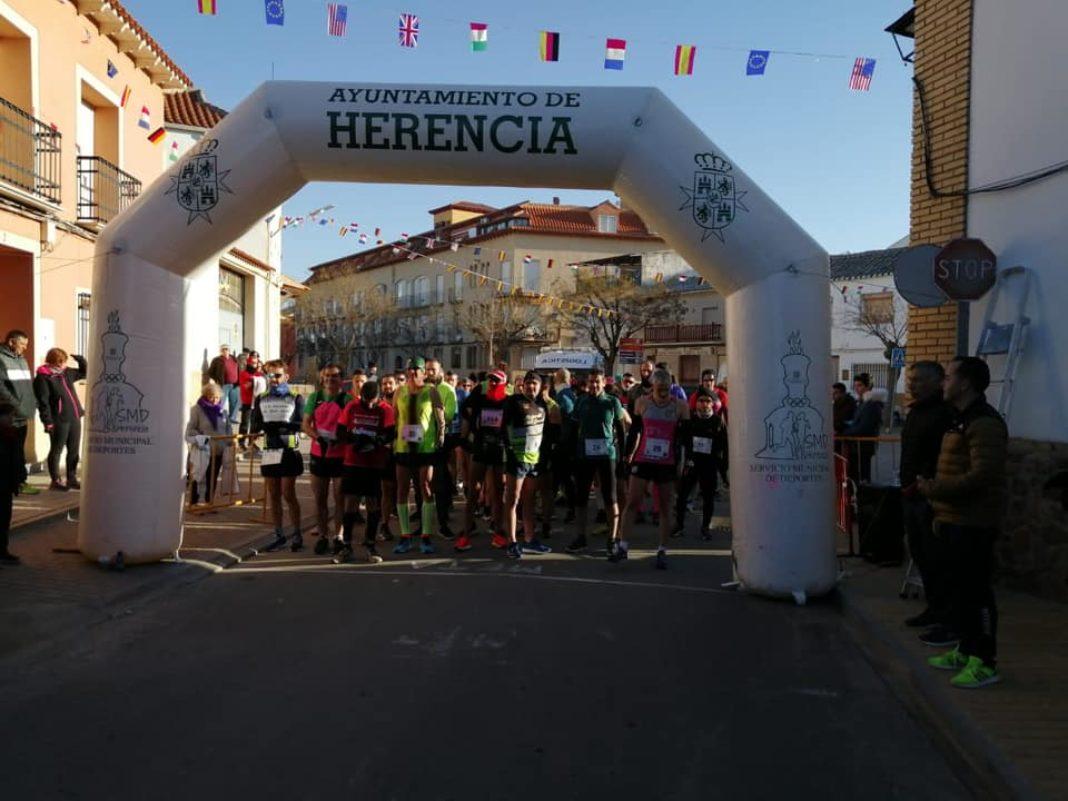 xix carrera popular san anton 2020 herencia 1068x801 - Celebrada la XIX Carrera Popular contra el cáncer en San Antón