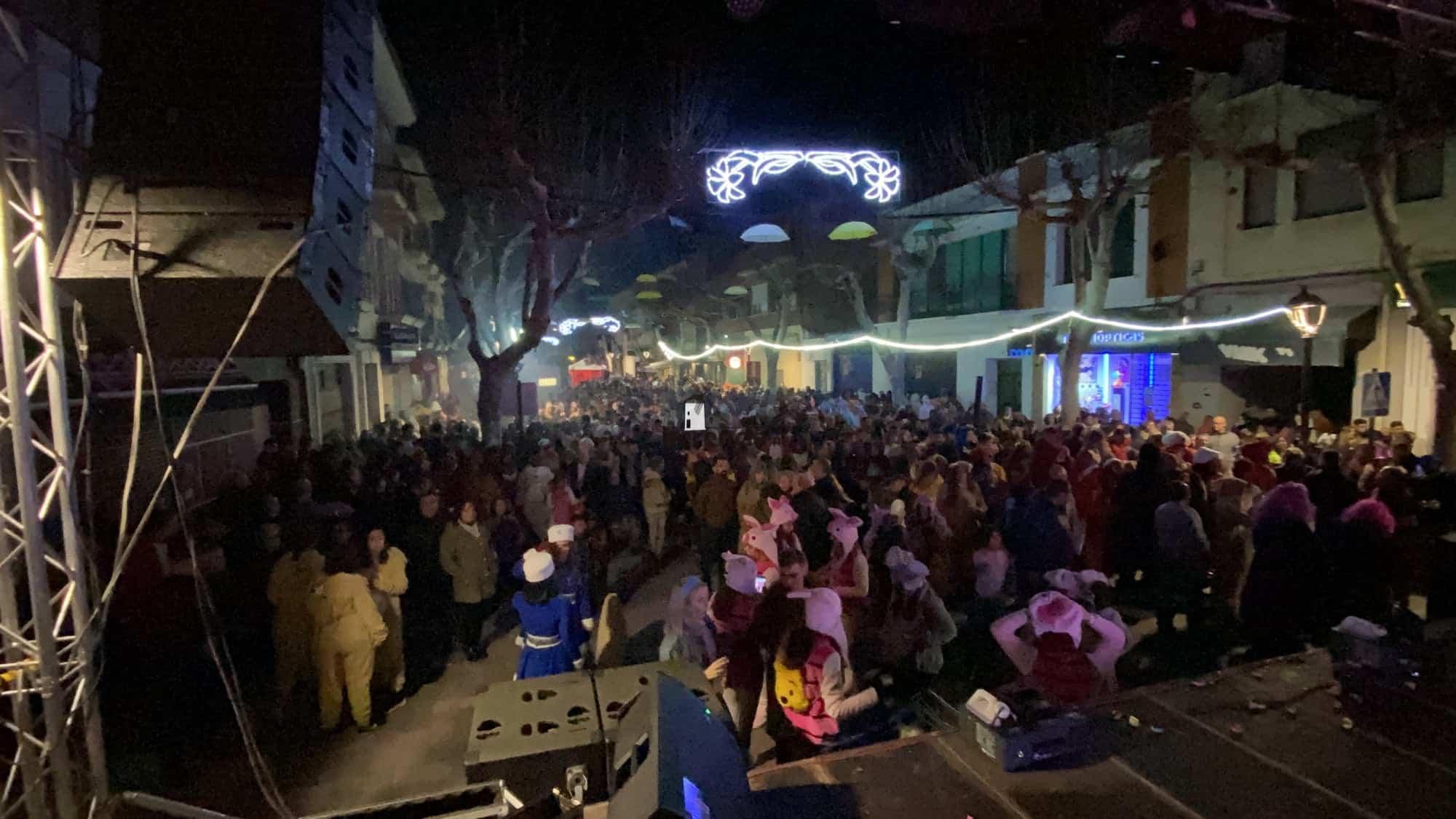 Carnaval de herencia 2019 sabados ansiosos 10 - Inaugurado el Carnaval de Herencia 2020 con el Sábado de los Ansiosos