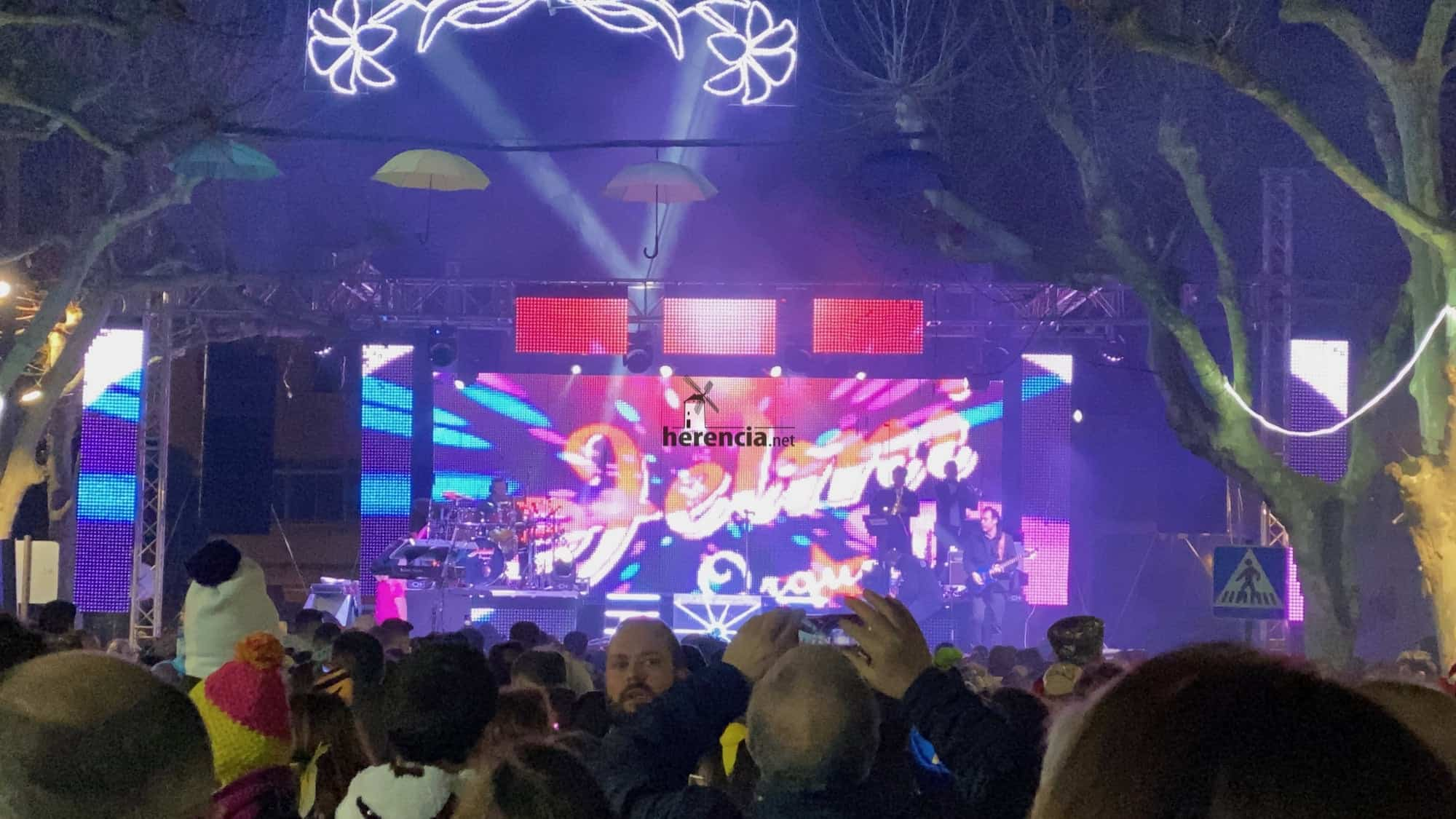 Inaugurado el Carnaval de Herencia 2020 con el Sábado de los Ansiosos 33