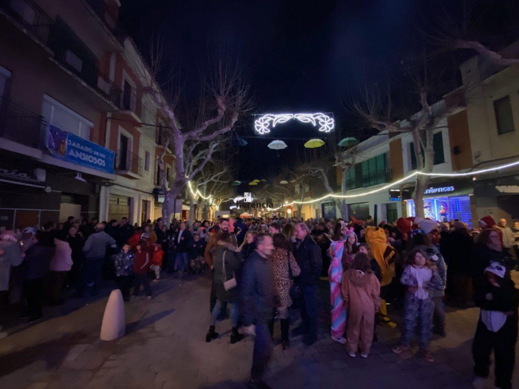 Inaugurado el Carnaval de Herencia 2020 con el Sábado de los Ansiosos 34