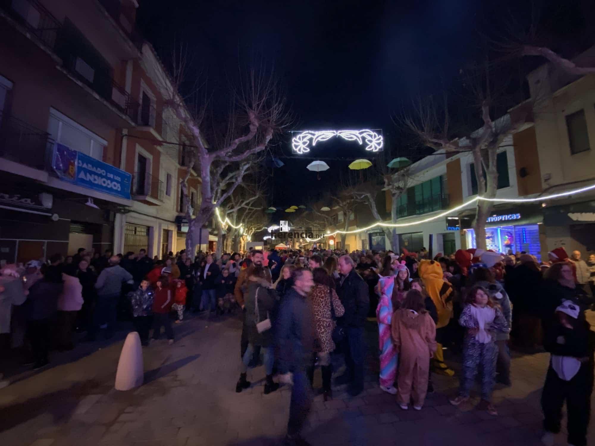 Inaugurado el Carnaval de Herencia 2020 con el Sábado de los Ansiosos 25
