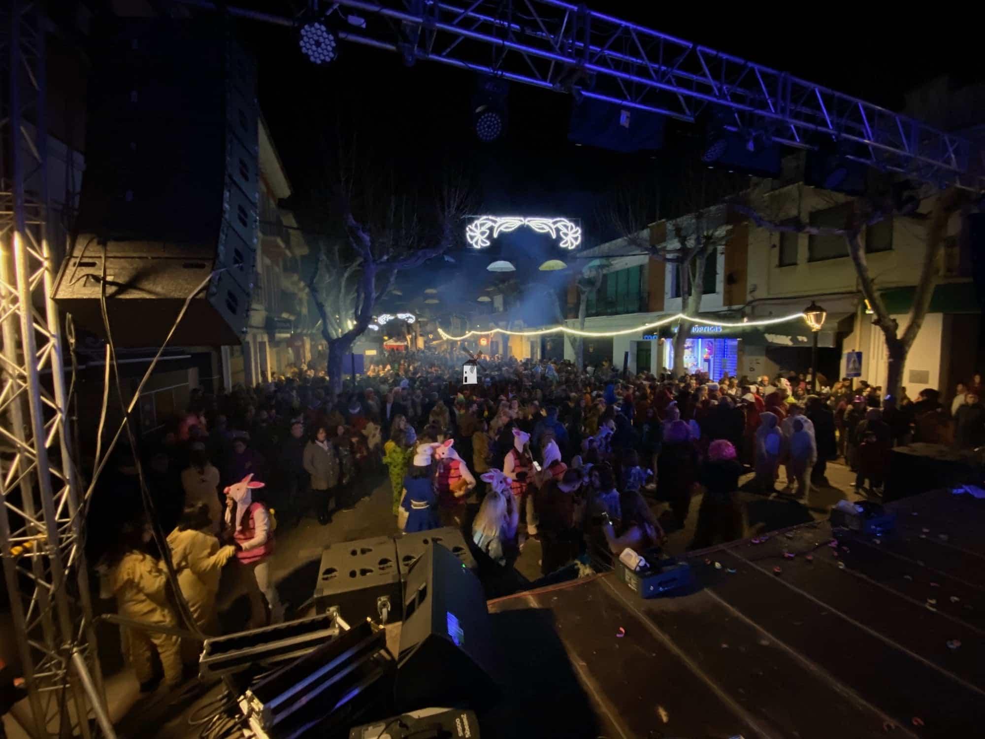 Inaugurado el Carnaval de Herencia 2020 con el Sábado de los Ansiosos 31