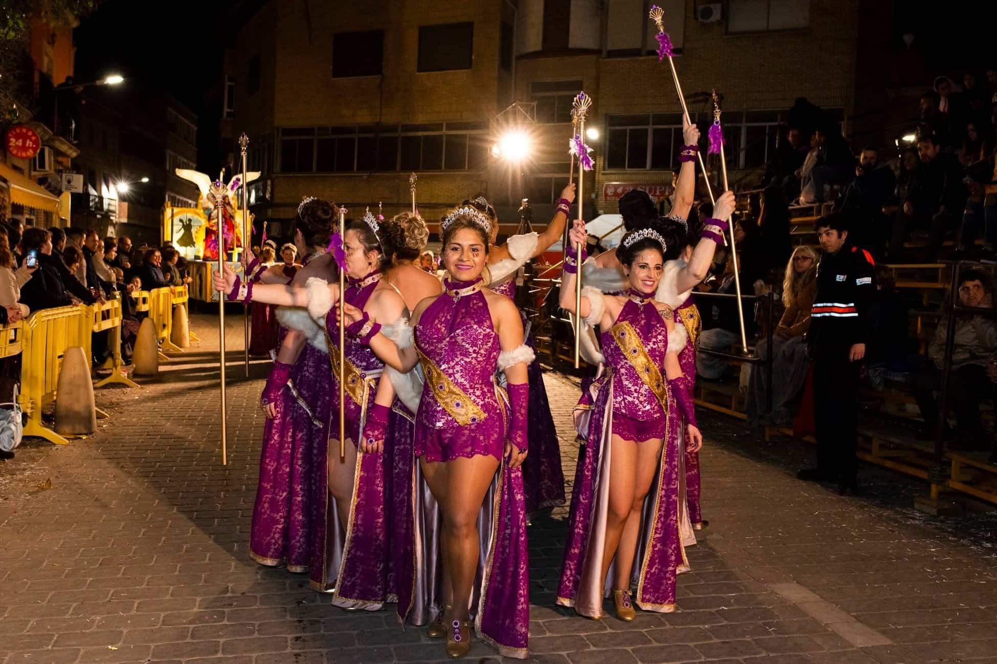 Selección de fotografías del Ofertorio del Carnaval de Herencia 561