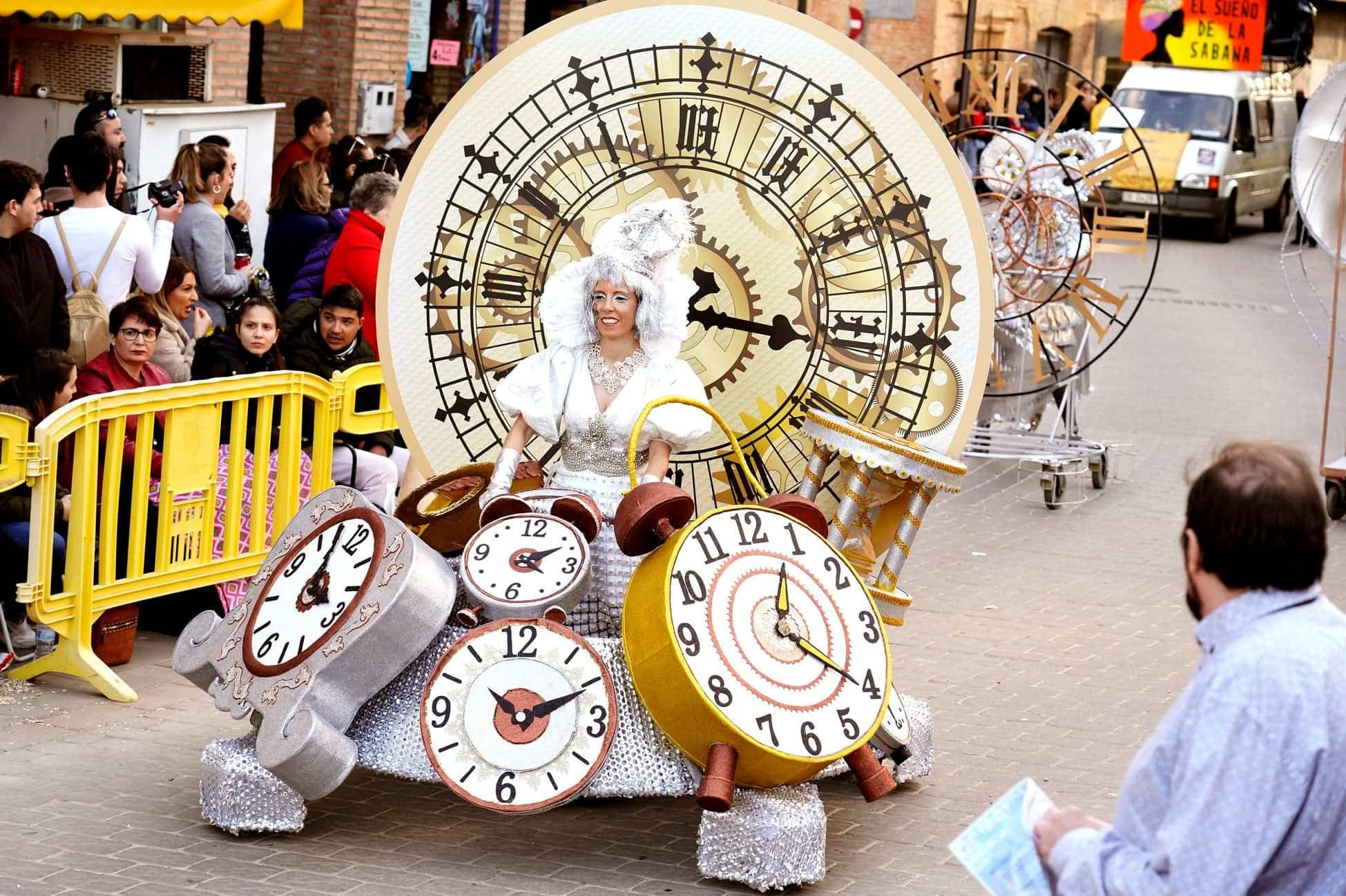Selección de fotografías del Ofertorio del Carnaval de Herencia 552