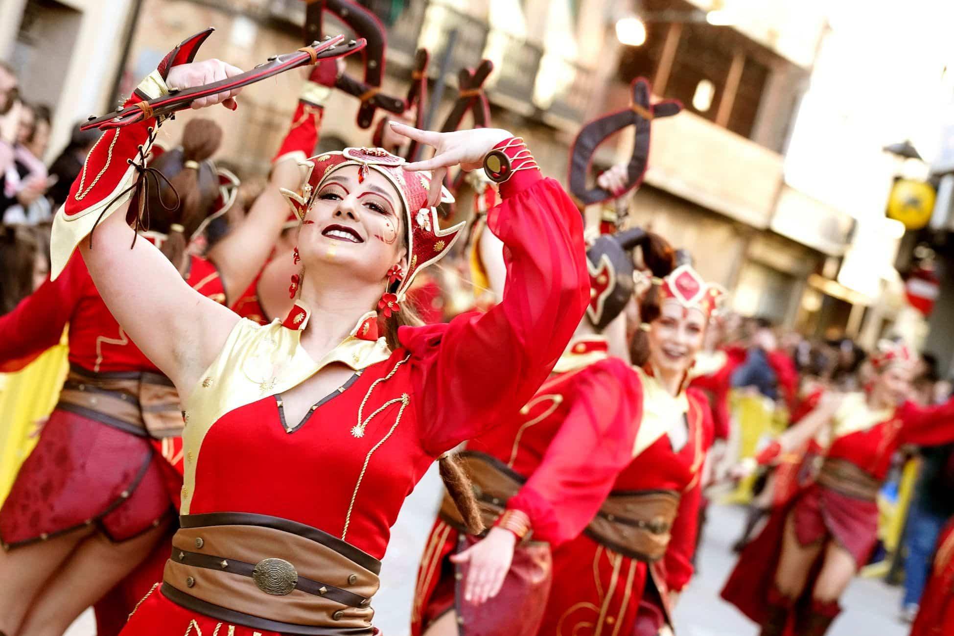 Selección de fotografías del Ofertorio del Carnaval de Herencia 462