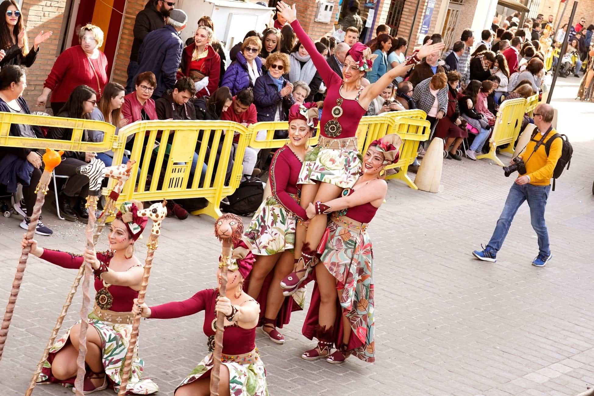 Selección de fotografías del Ofertorio del Carnaval de Herencia 461