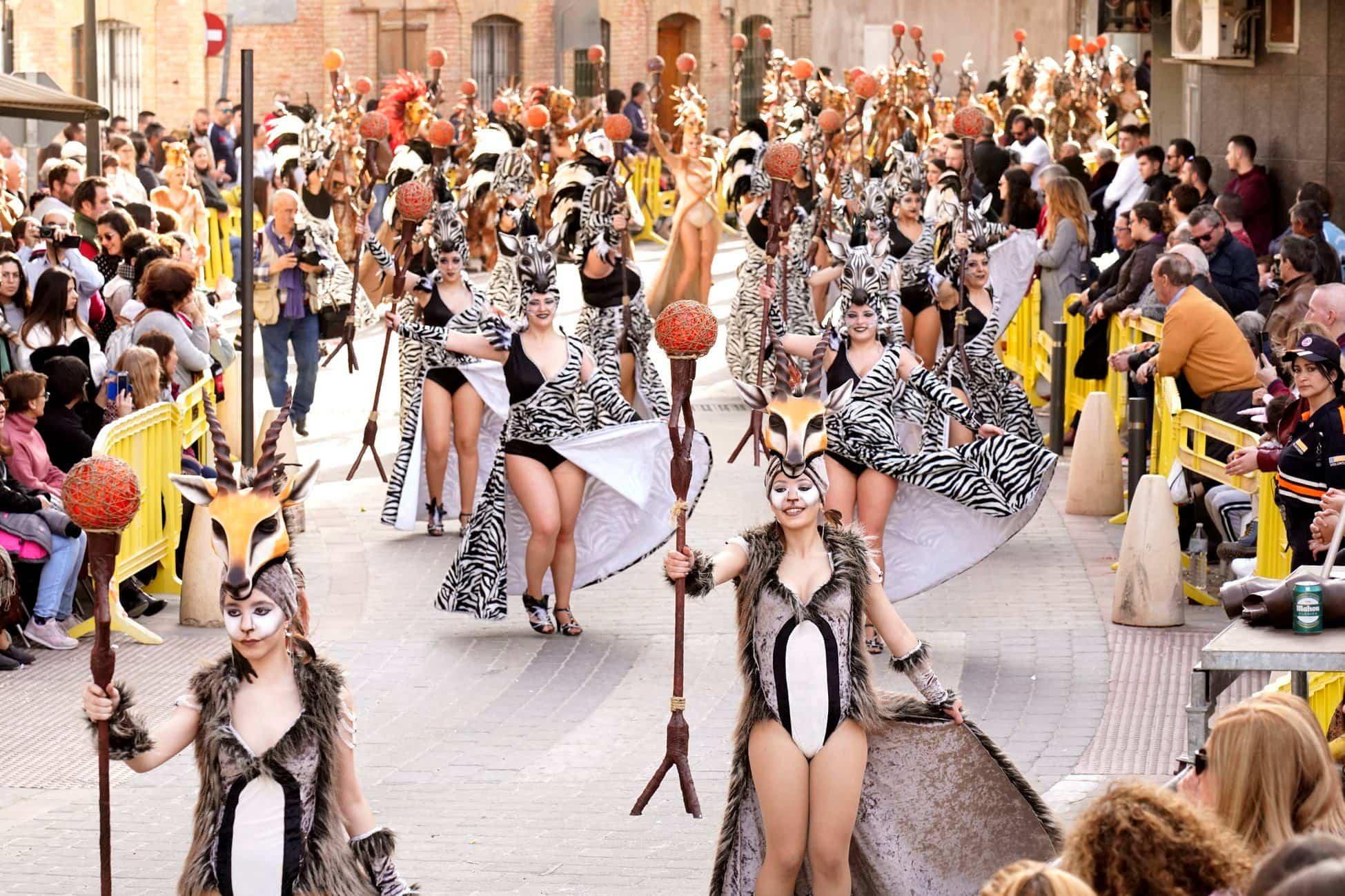 Selección de fotografías del Ofertorio del Carnaval de Herencia 460