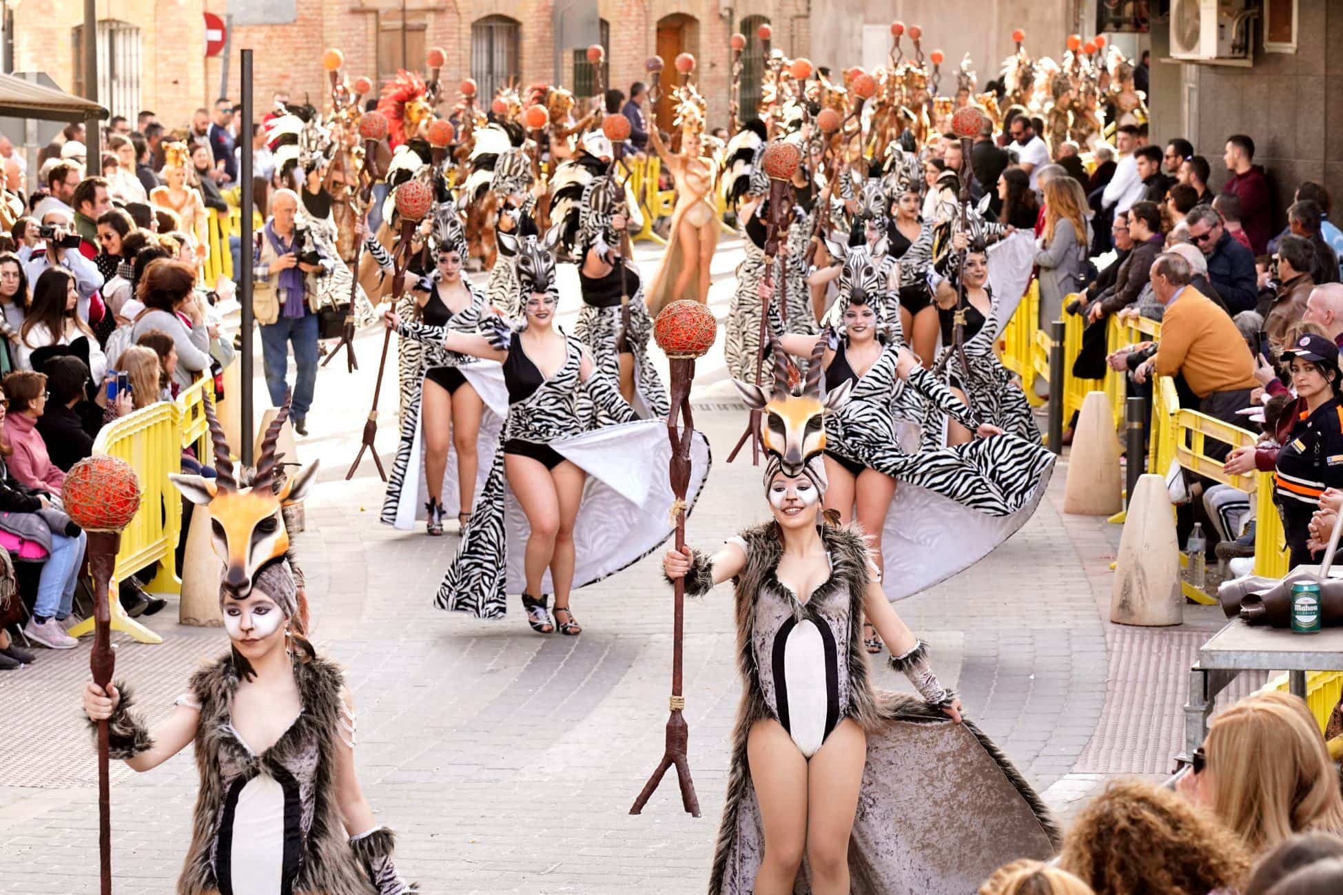 Carnaval de herencia 2020 ofertorio 102 - Selección de fotografías del Ofertorio del Carnaval de Herencia