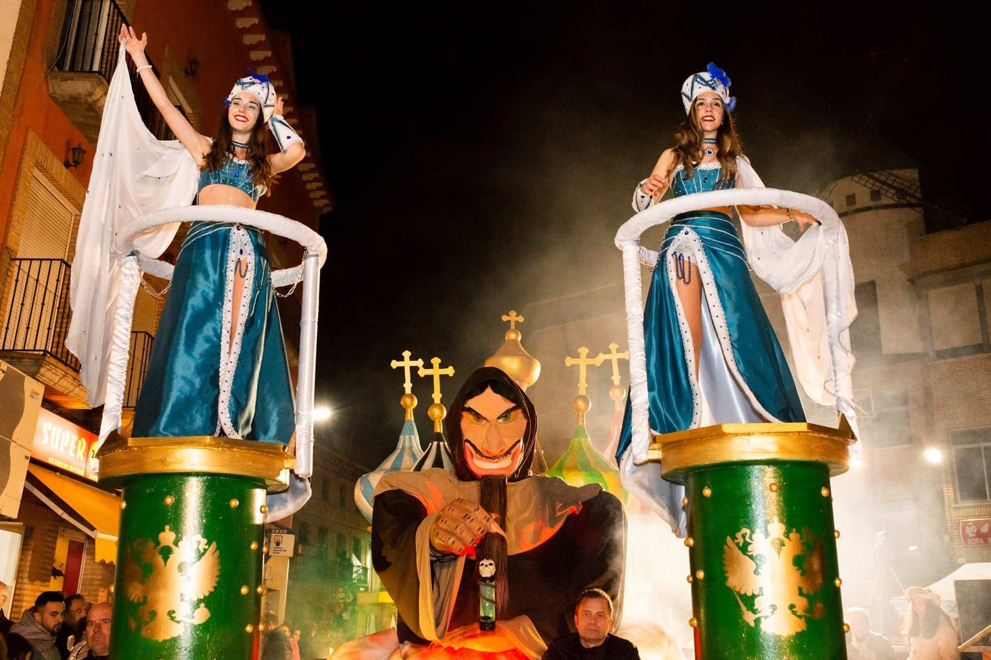 Carnaval de herencia 2020 ofertorio 103 - Selección de fotografías del Ofertorio del Carnaval de Herencia