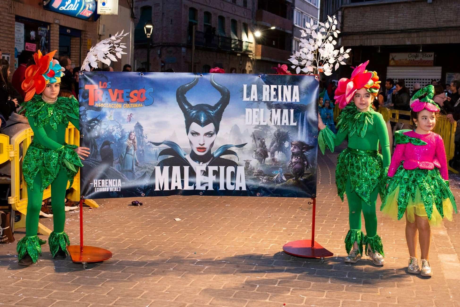 Selección de fotografías del Ofertorio del Carnaval de Herencia 458