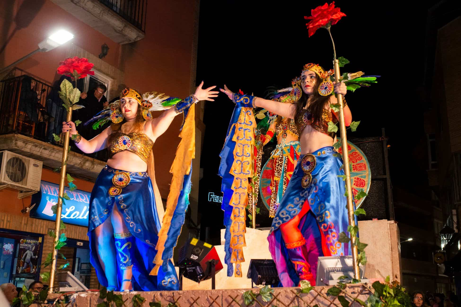 Selección de fotografías del Ofertorio del Carnaval de Herencia 457