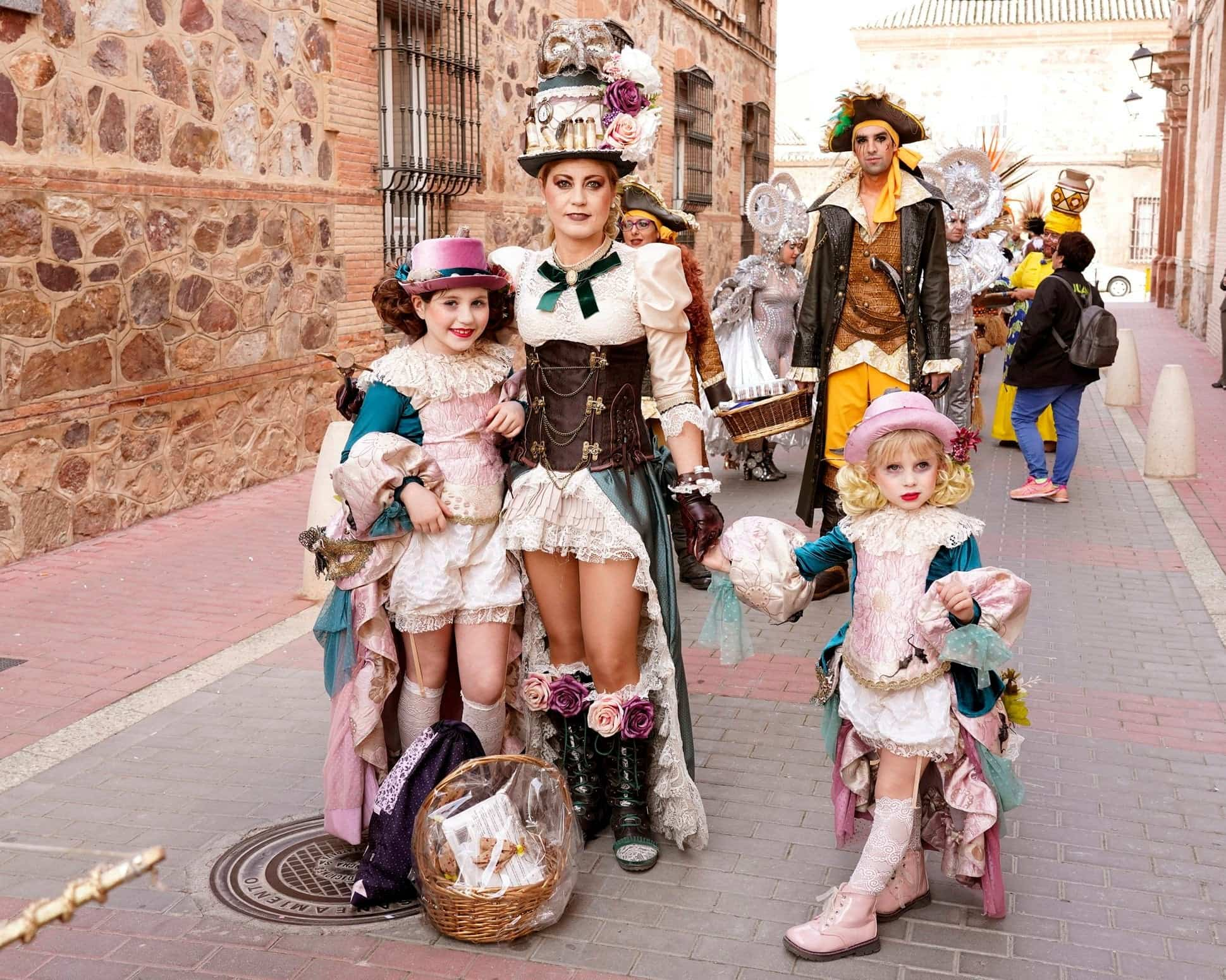 Selección de fotografías del Ofertorio del Carnaval de Herencia 455