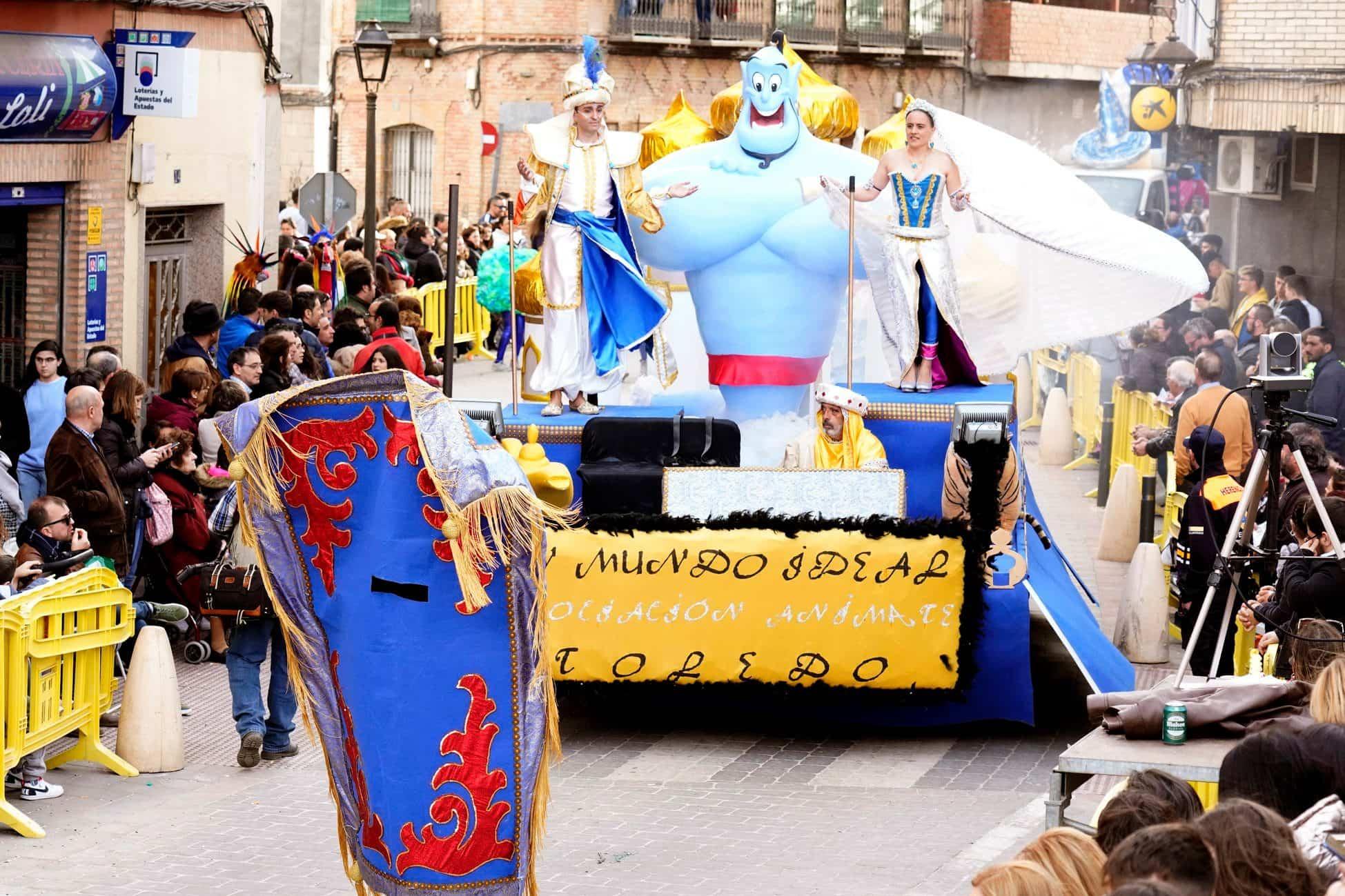 Selección de fotografías del Ofertorio del Carnaval de Herencia 454