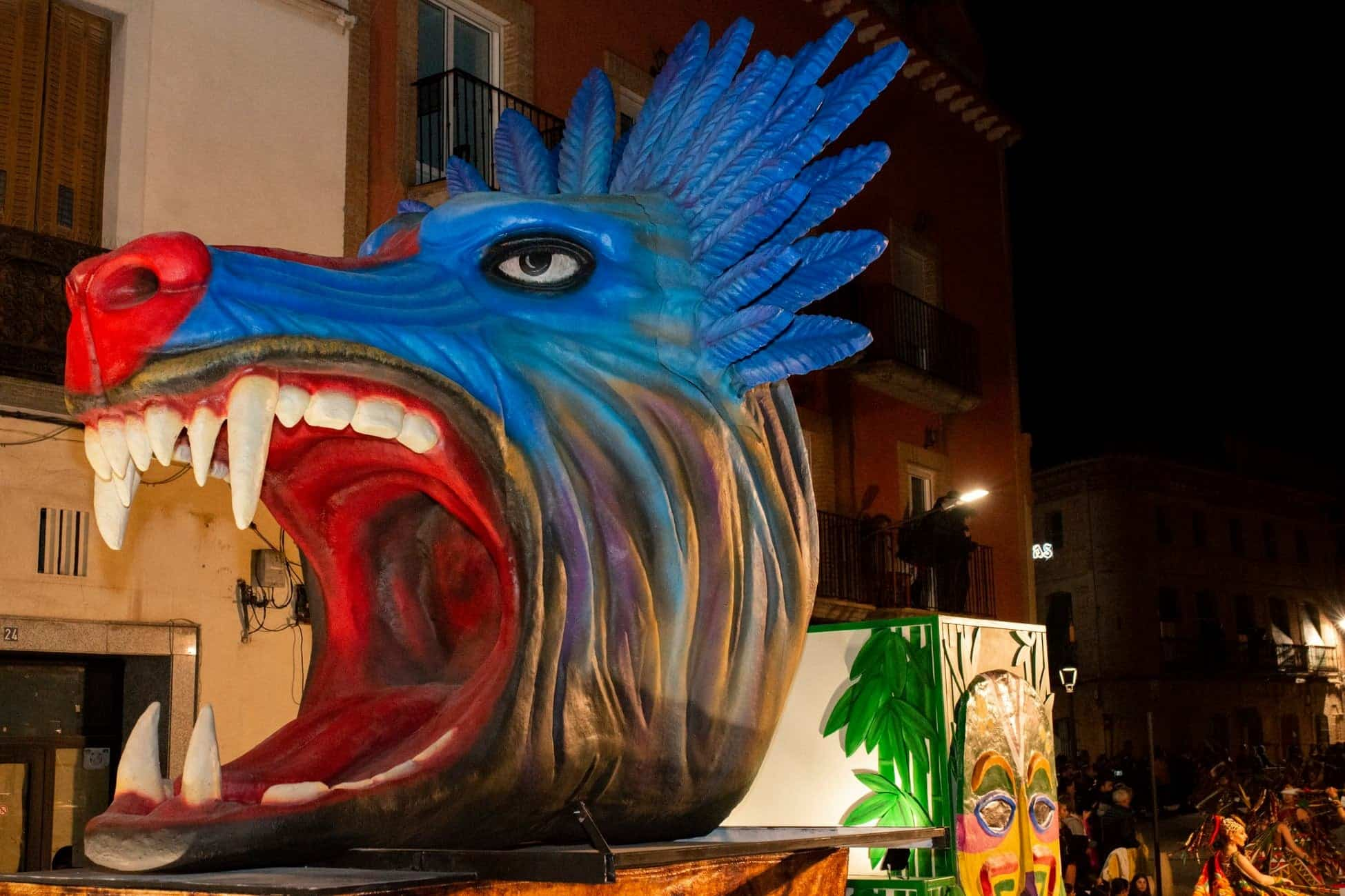 Selección de fotografías del Ofertorio del Carnaval de Herencia 453