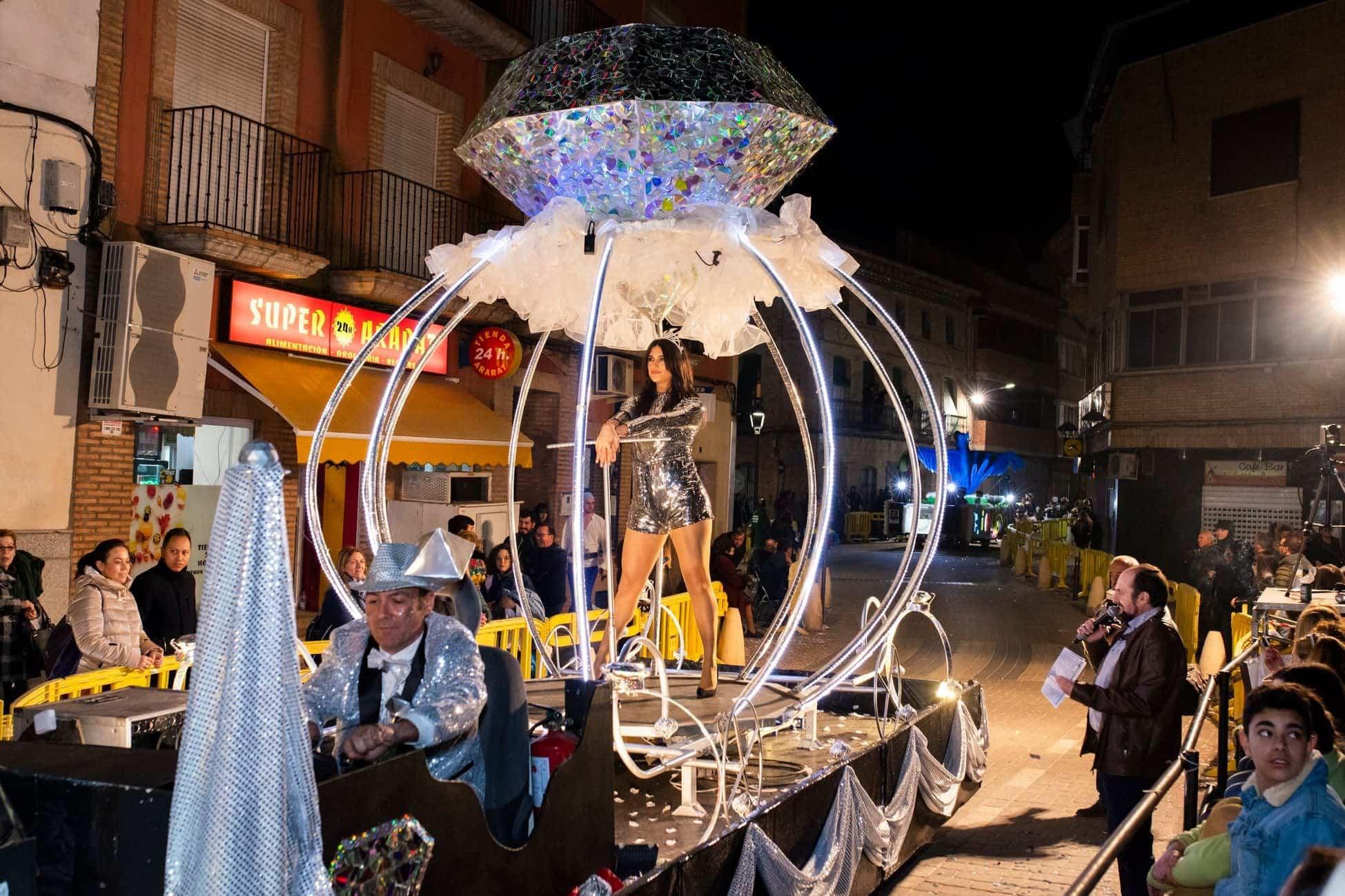 Selección de fotografías del Ofertorio del Carnaval de Herencia 551
