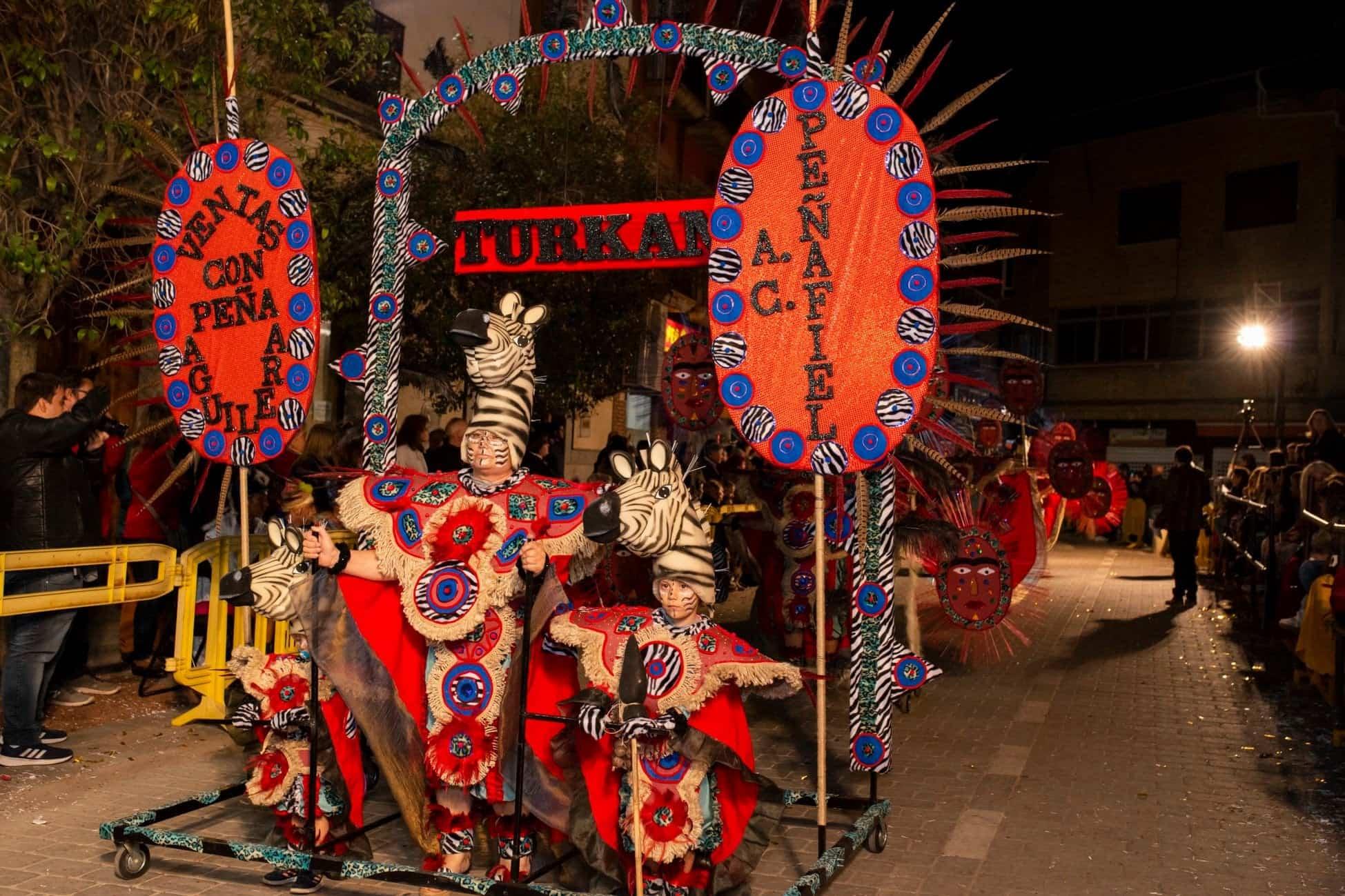 Selección de fotografías del Ofertorio del Carnaval de Herencia 452