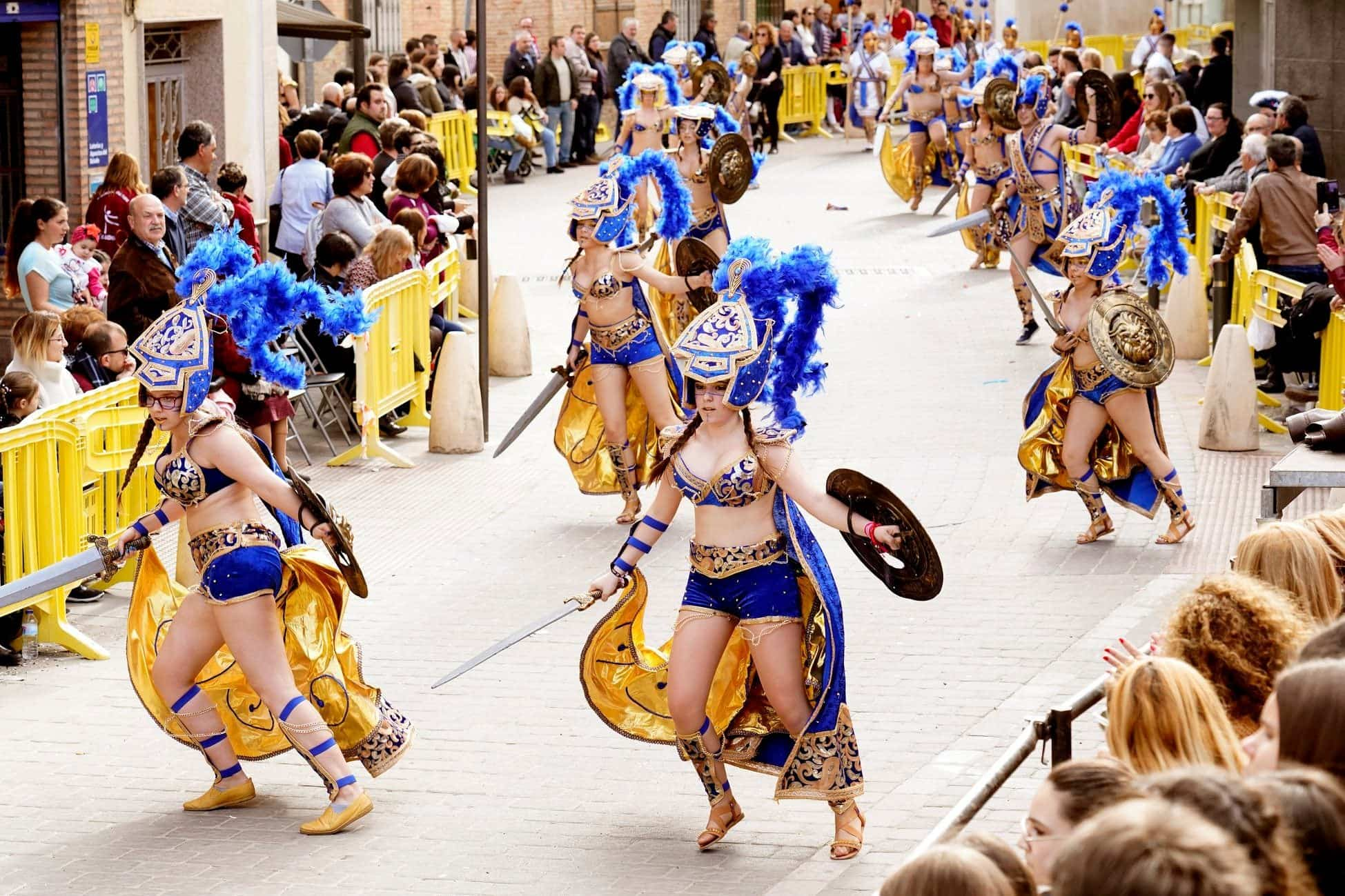 Selección de fotografías del Ofertorio del Carnaval de Herencia 451