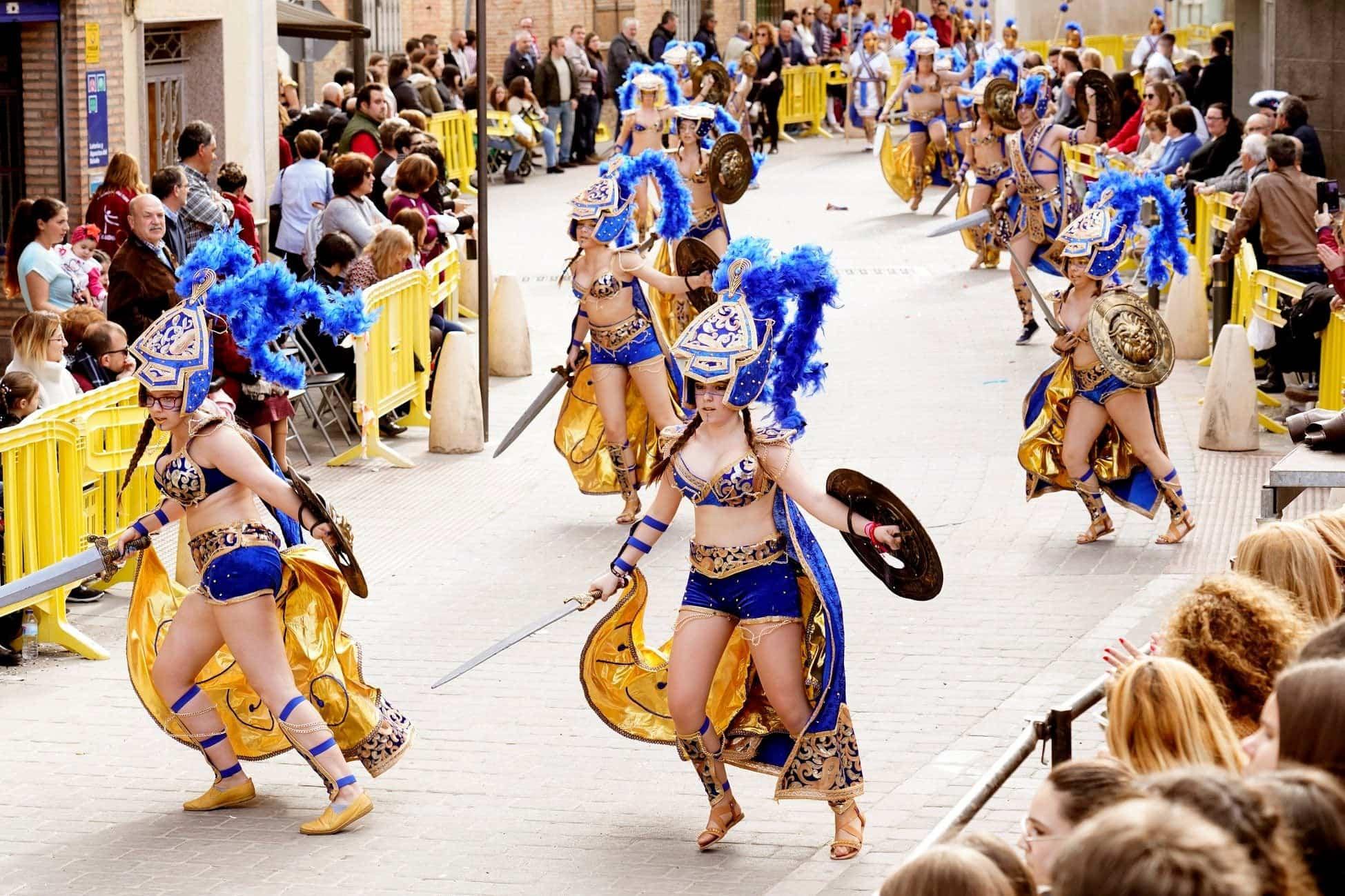 Carnaval de herencia 2020 ofertorio 111 - Selección de fotografías del Ofertorio del Carnaval de Herencia