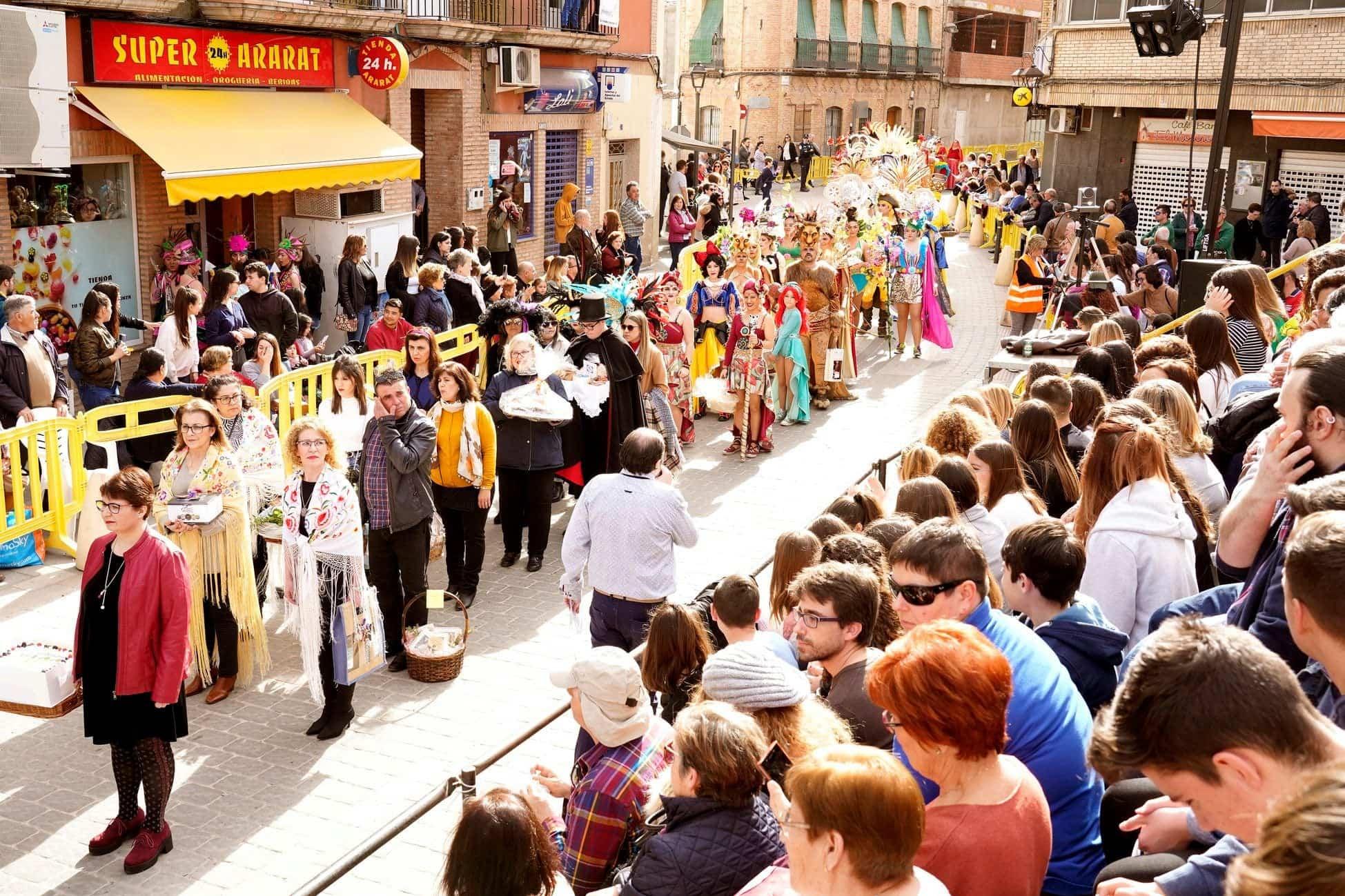 Selección de fotografías del Ofertorio del Carnaval de Herencia 450
