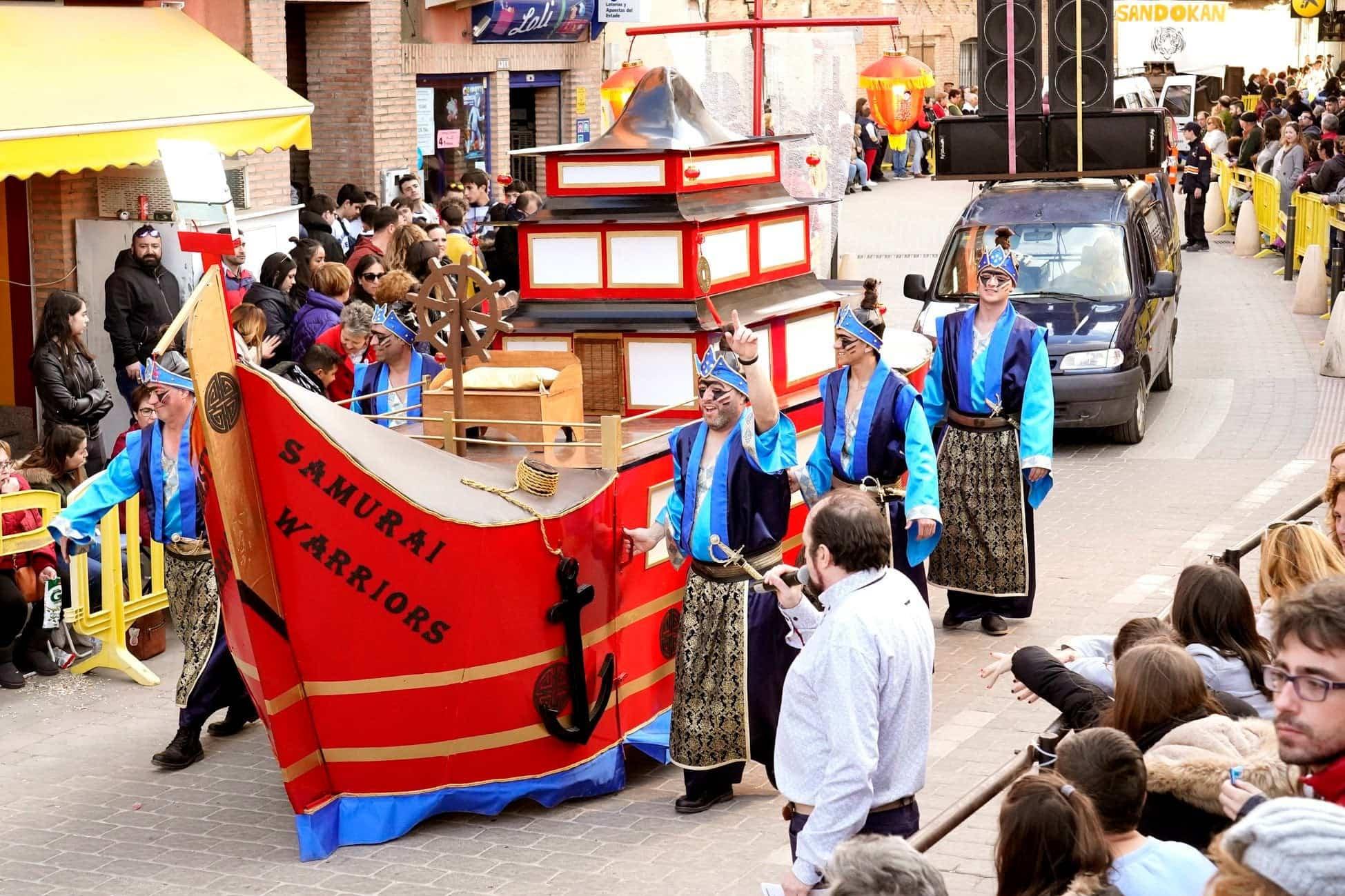 Selección de fotografías del Ofertorio del Carnaval de Herencia 449