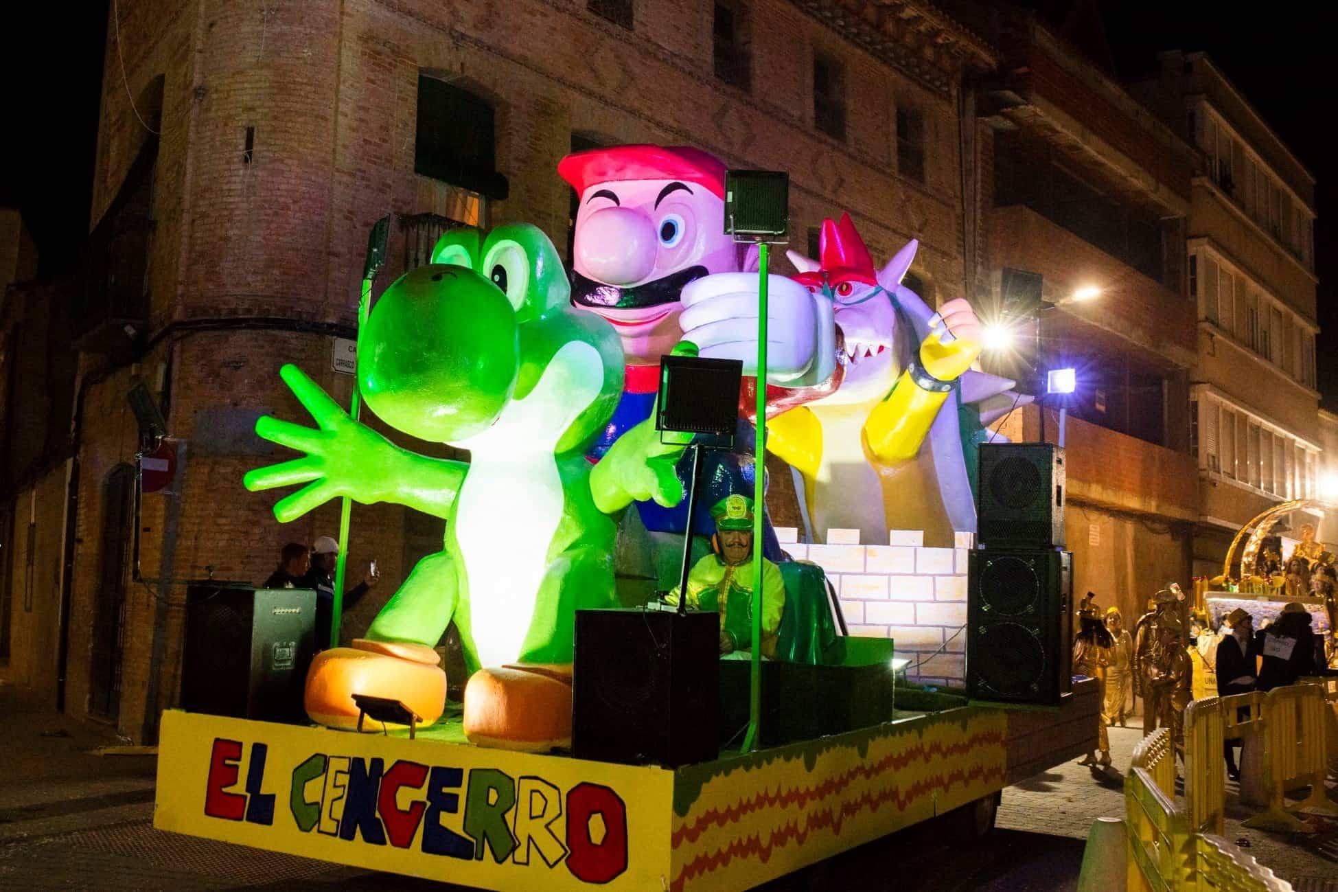 Selección de fotografías del Ofertorio del Carnaval de Herencia 448
