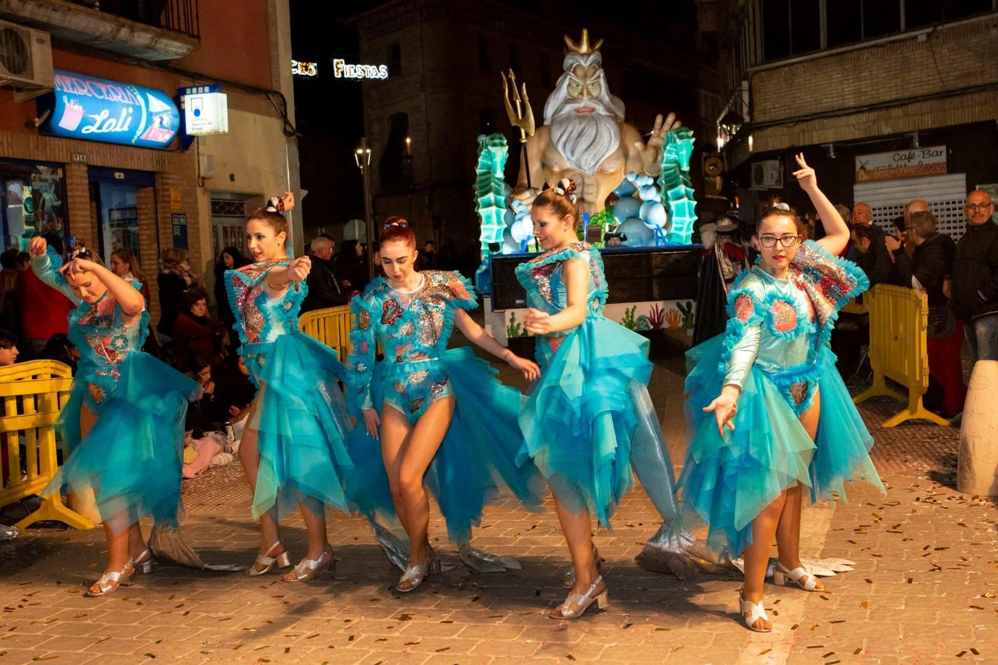 Selección de fotografías del Ofertorio del Carnaval de Herencia 447
