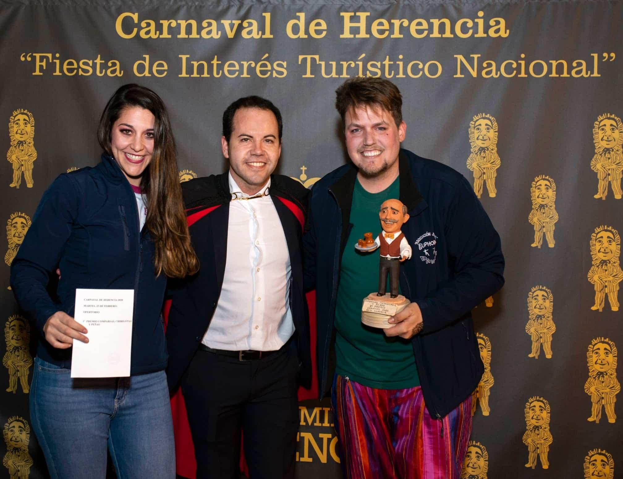 Selección de fotografías del Ofertorio del Carnaval de Herencia 446