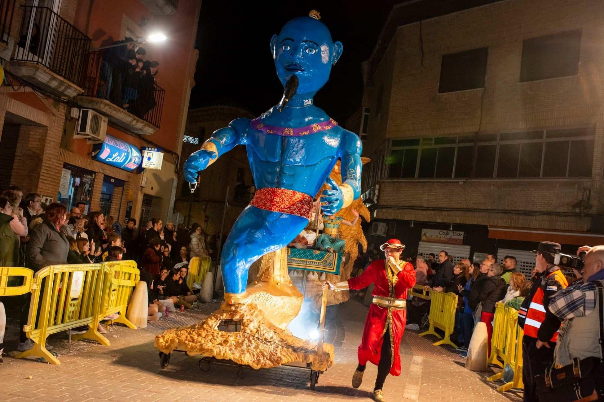 Selección de fotografías del Ofertorio del Carnaval de Herencia 445