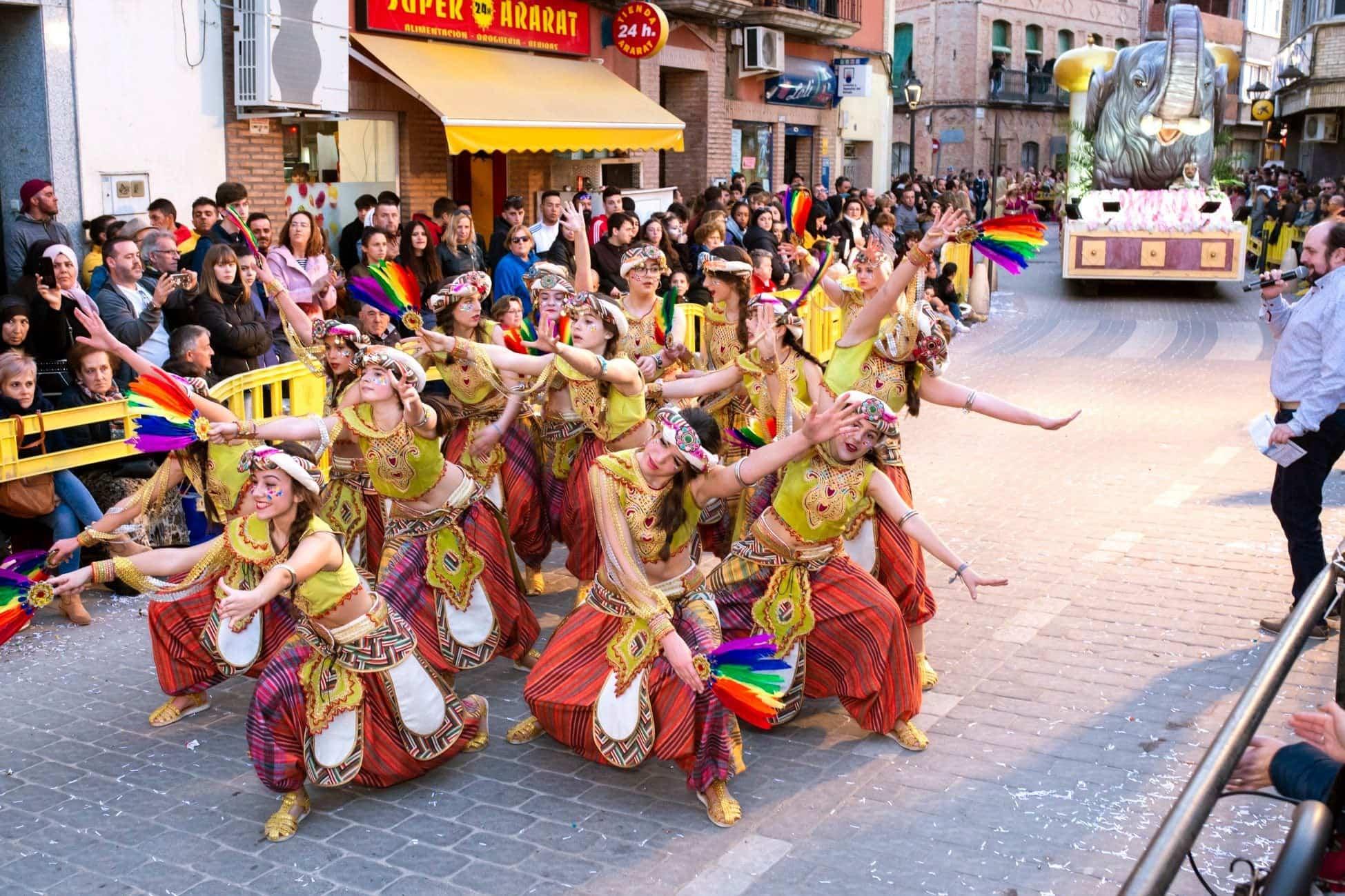 Selección de fotografías del Ofertorio del Carnaval de Herencia 444