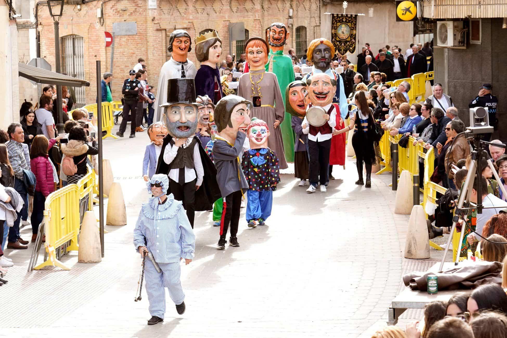 Selección de fotografías del Ofertorio del Carnaval de Herencia 443