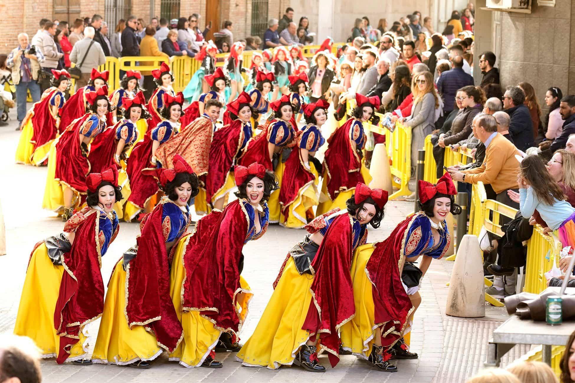 Selección de fotografías del Ofertorio del Carnaval de Herencia 550