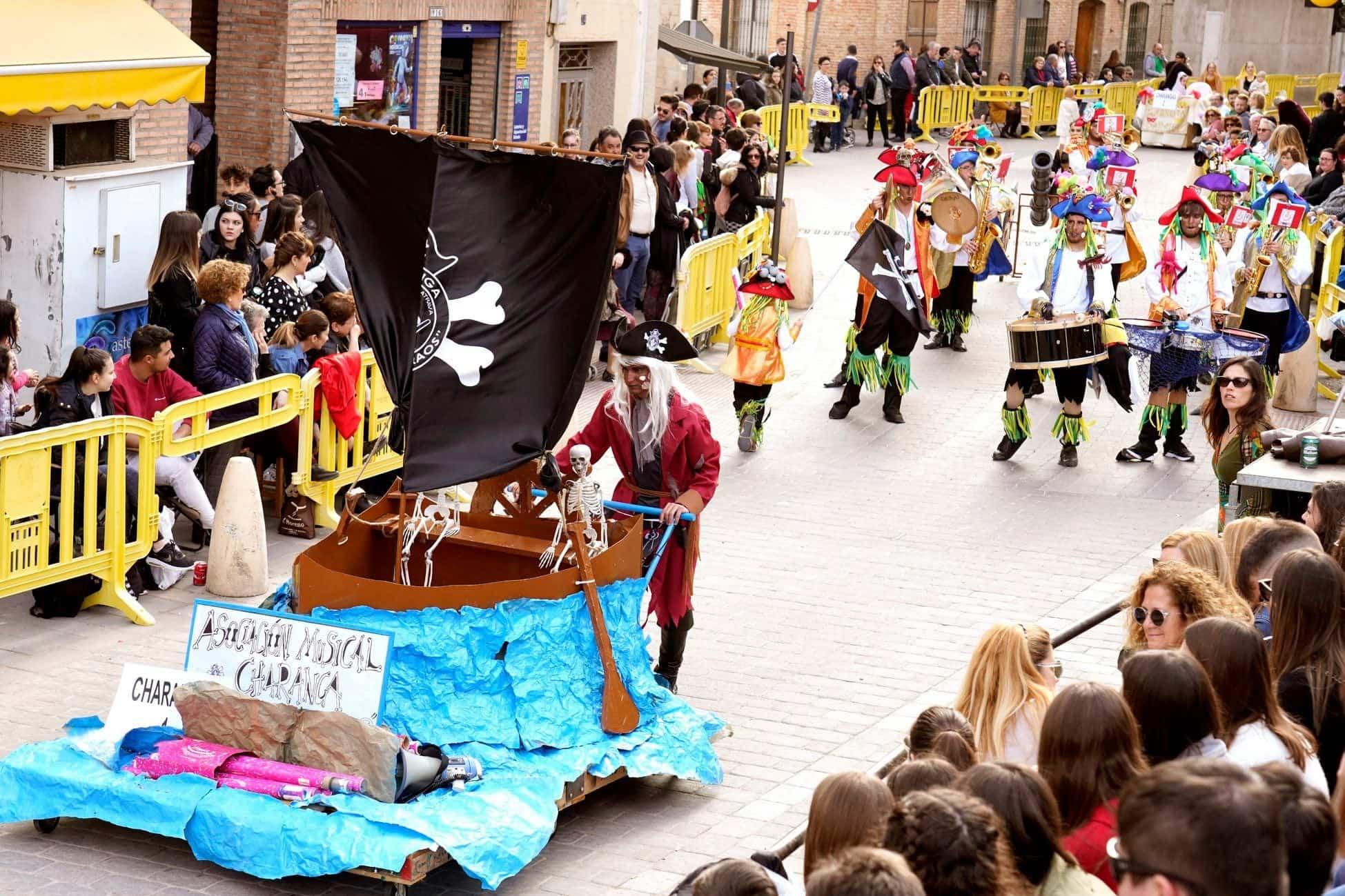 Selección de fotografías del Ofertorio del Carnaval de Herencia 441