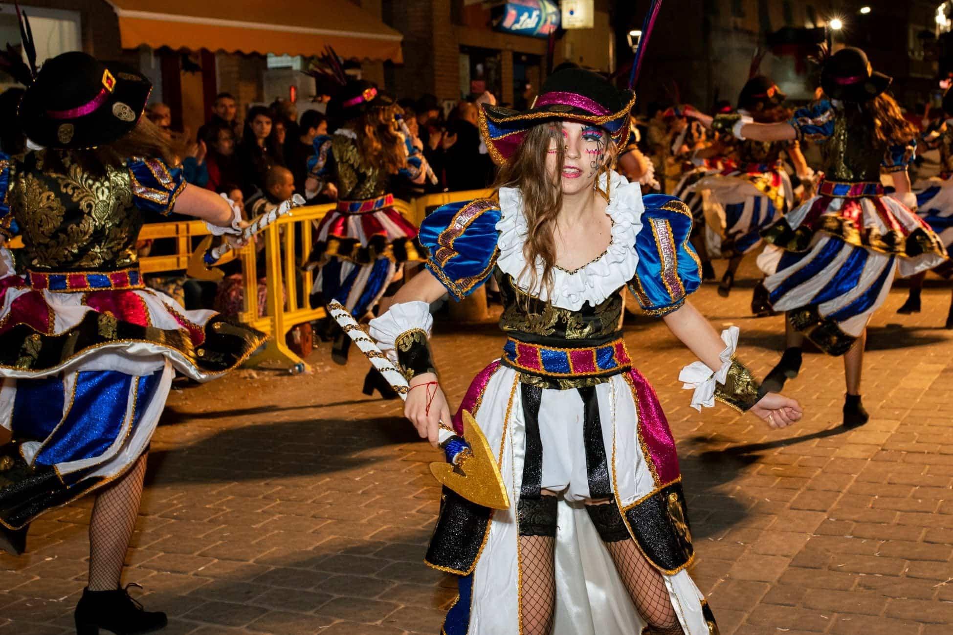 Selección de fotografías del Ofertorio del Carnaval de Herencia 440