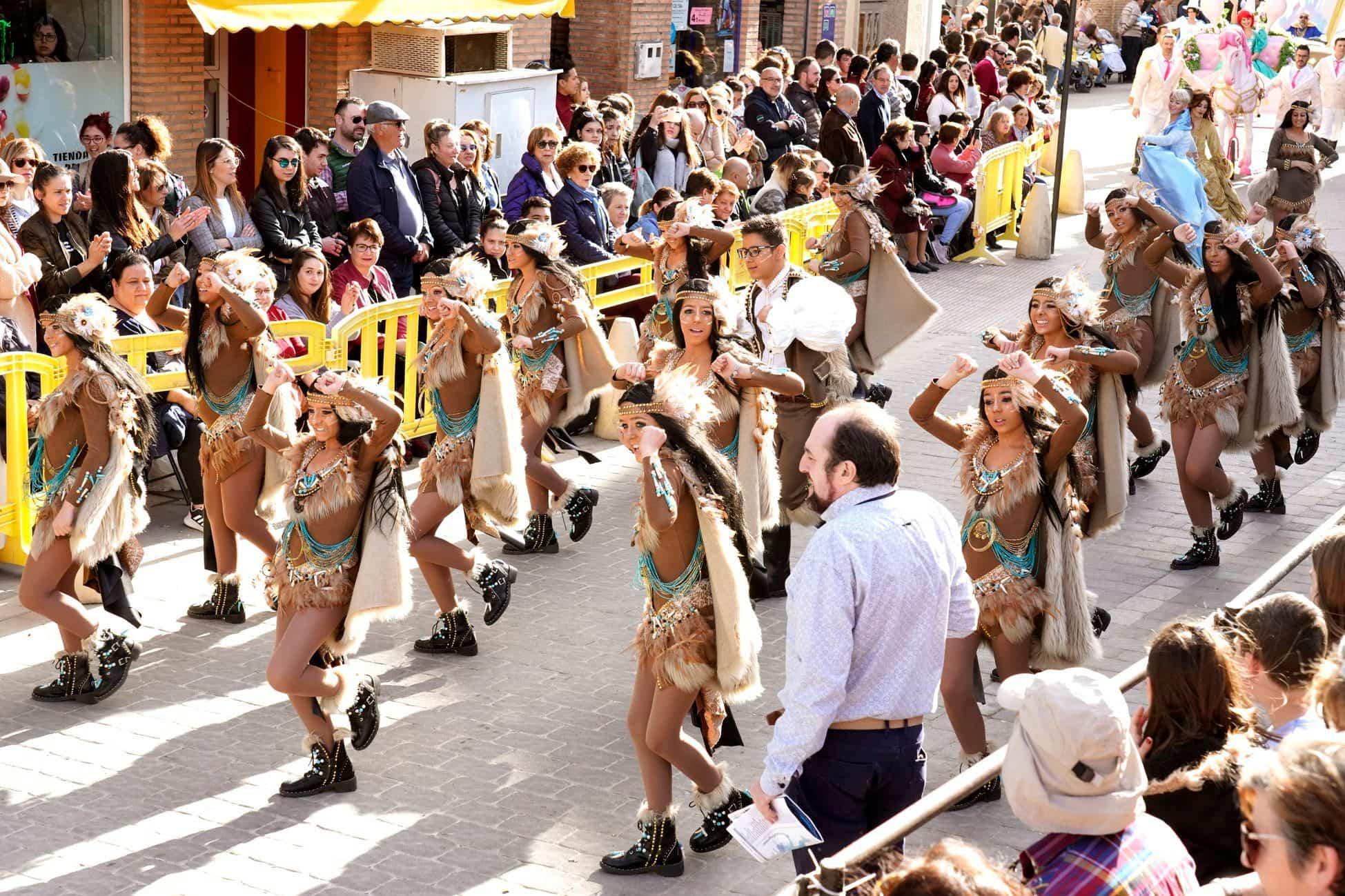 Selección de fotografías del Ofertorio del Carnaval de Herencia 439