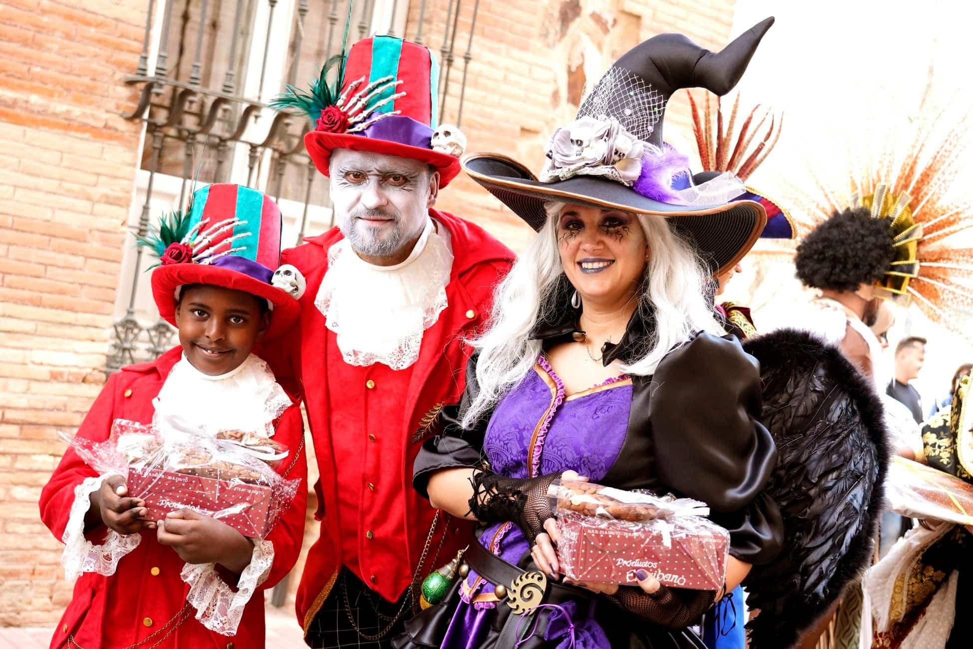 Selección de fotografías del Ofertorio del Carnaval de Herencia 438